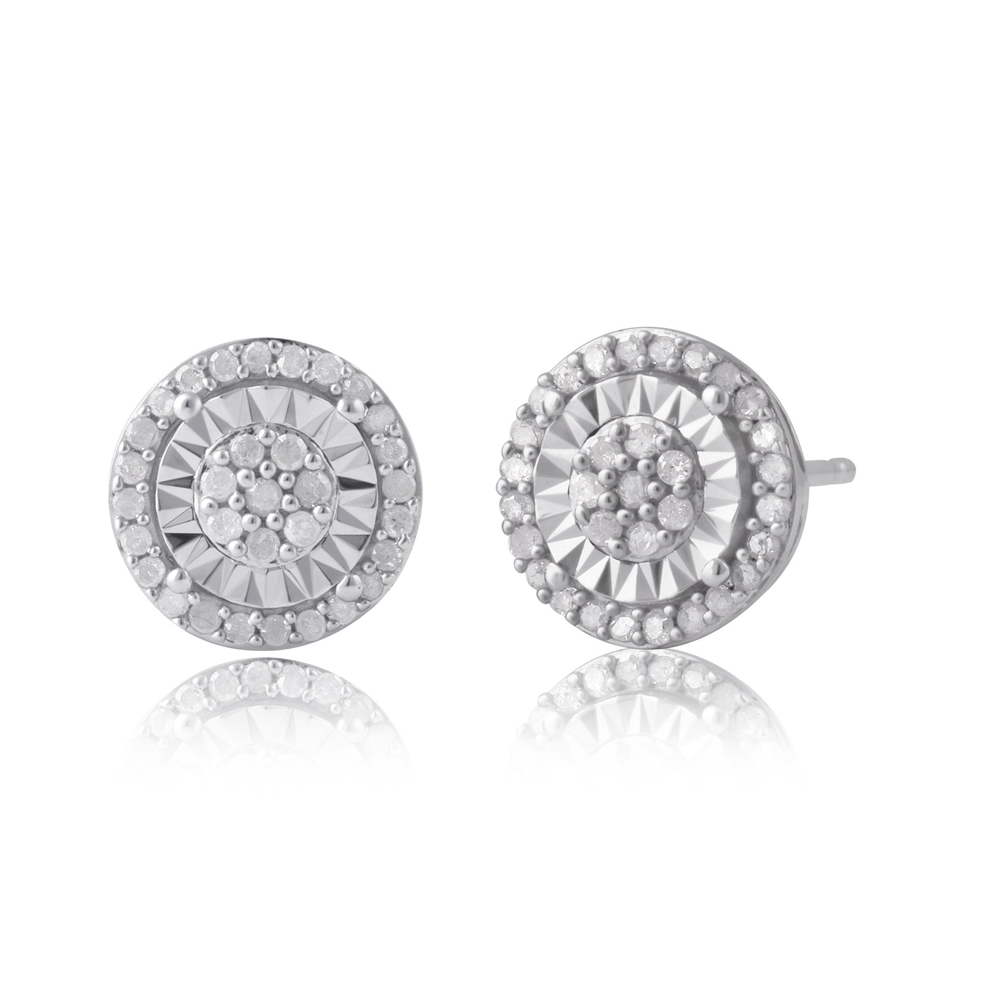 earrings diamond flower atheria llc stud jewelry by products camellia