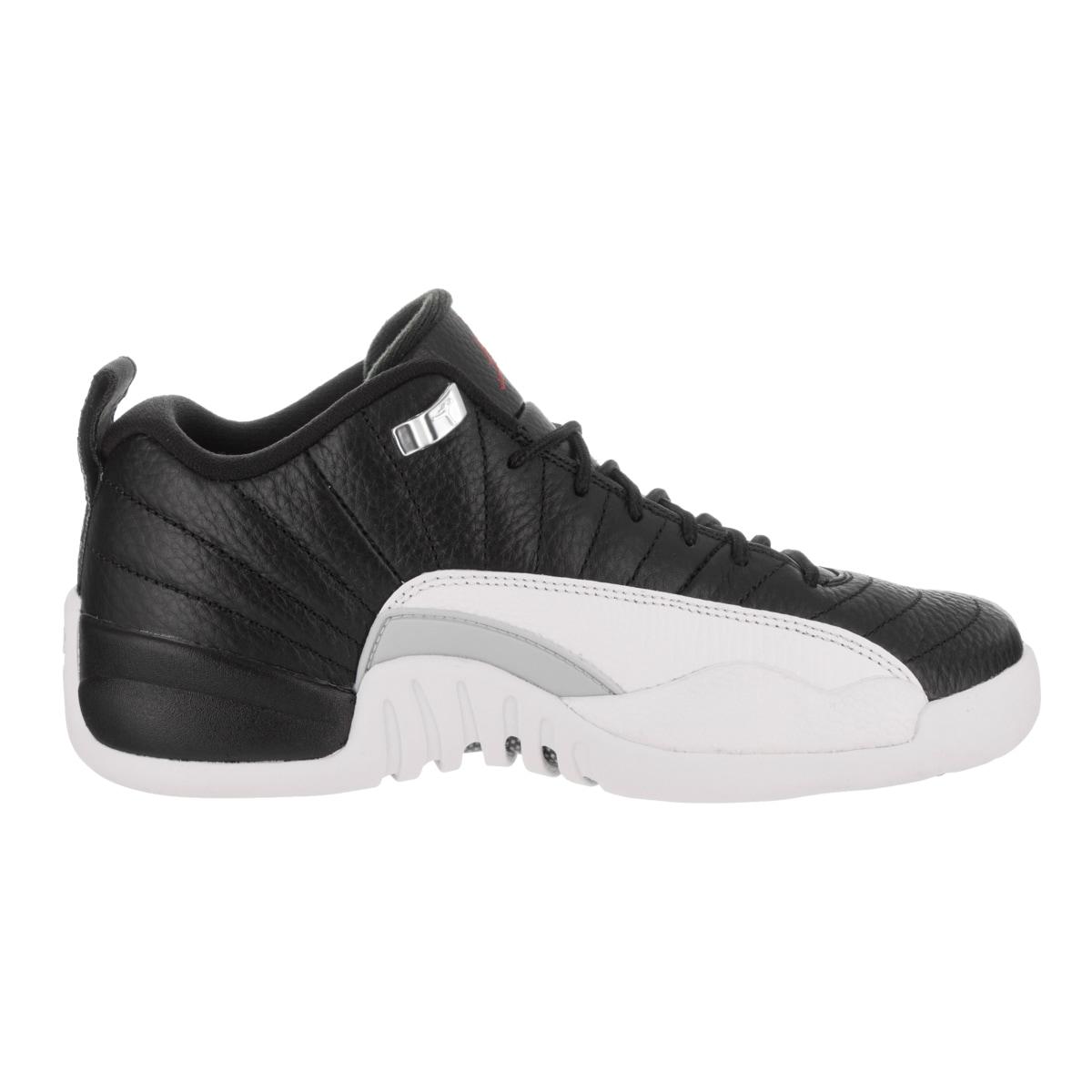 finest selection ca81e 5e771 Shop Nike Jordan Kids Air Jordan 12 Retro Low BG Basketball Shoe - Free  Shipping Today - Overstock - 15858327