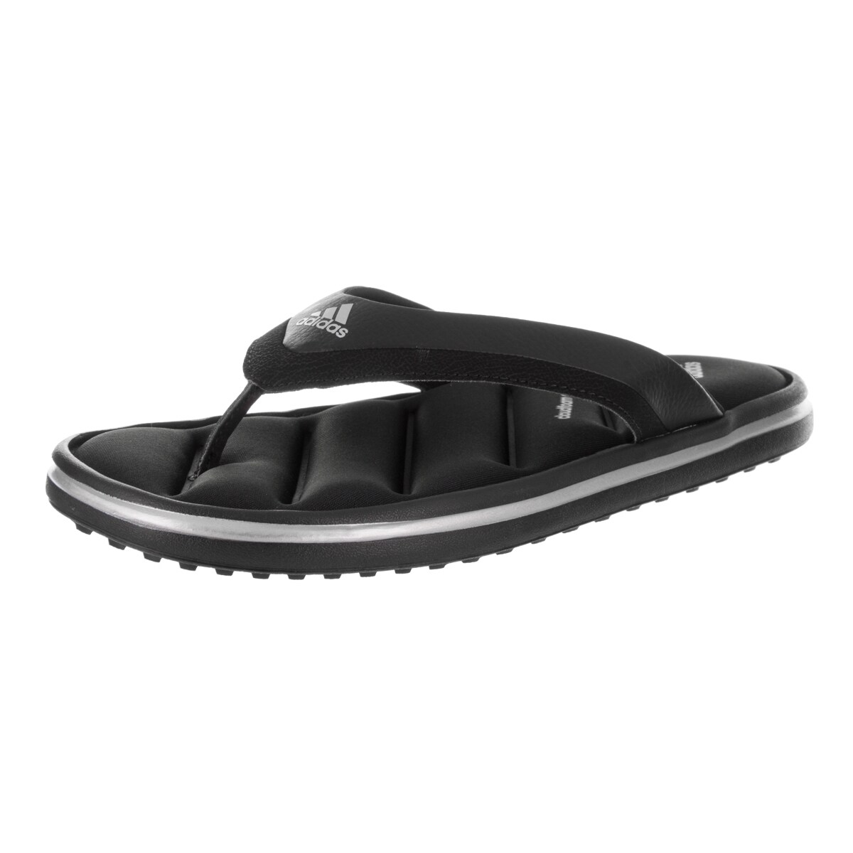5cdfa5f8d Shop Adidas Men s Zeitfrei CF Ultra Y Sandal - Free Shipping On Orders Over   45 - Overstock - 15858372