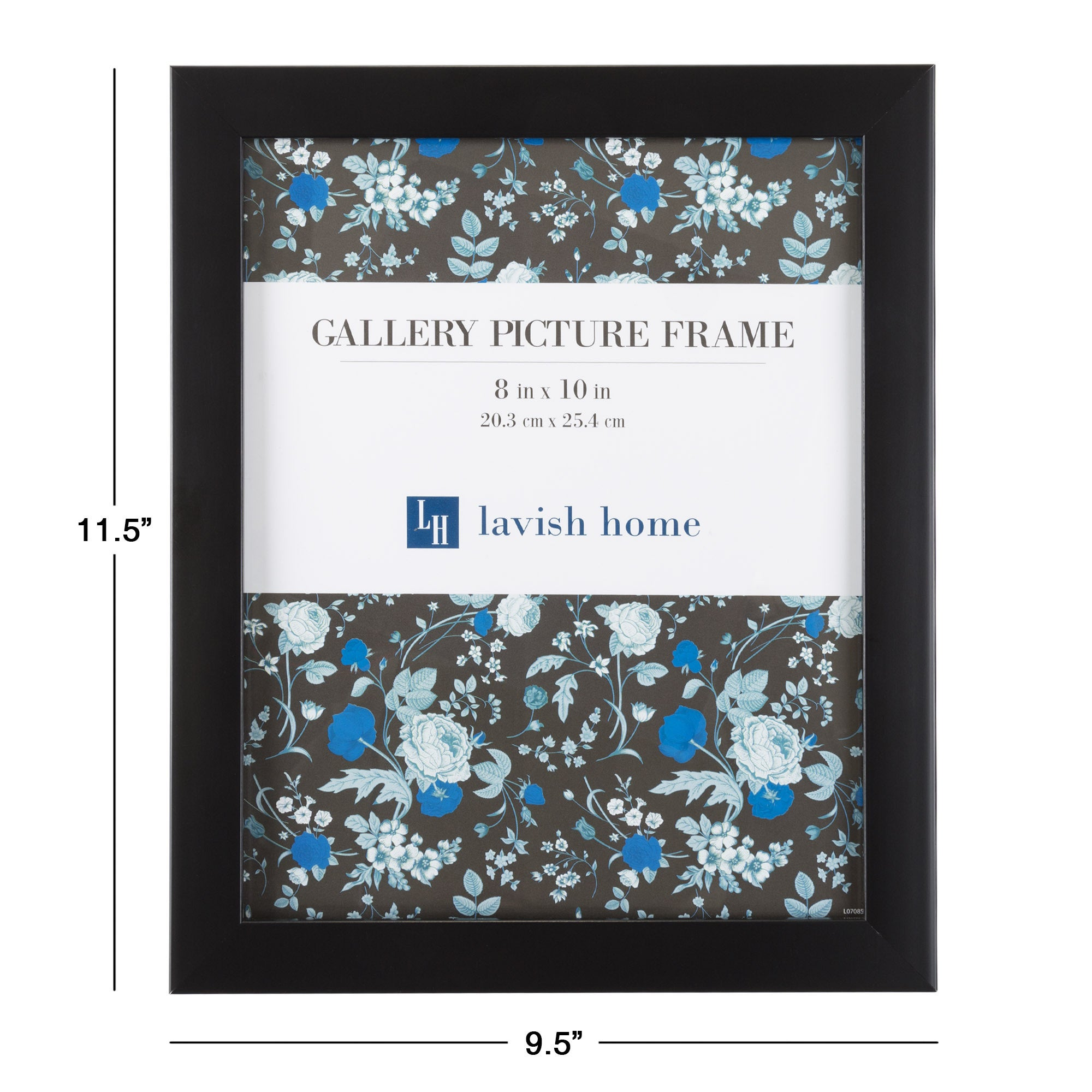 Picture Frame Set, 8x10 Frames Pack For Picture Gallery Wall With ...
