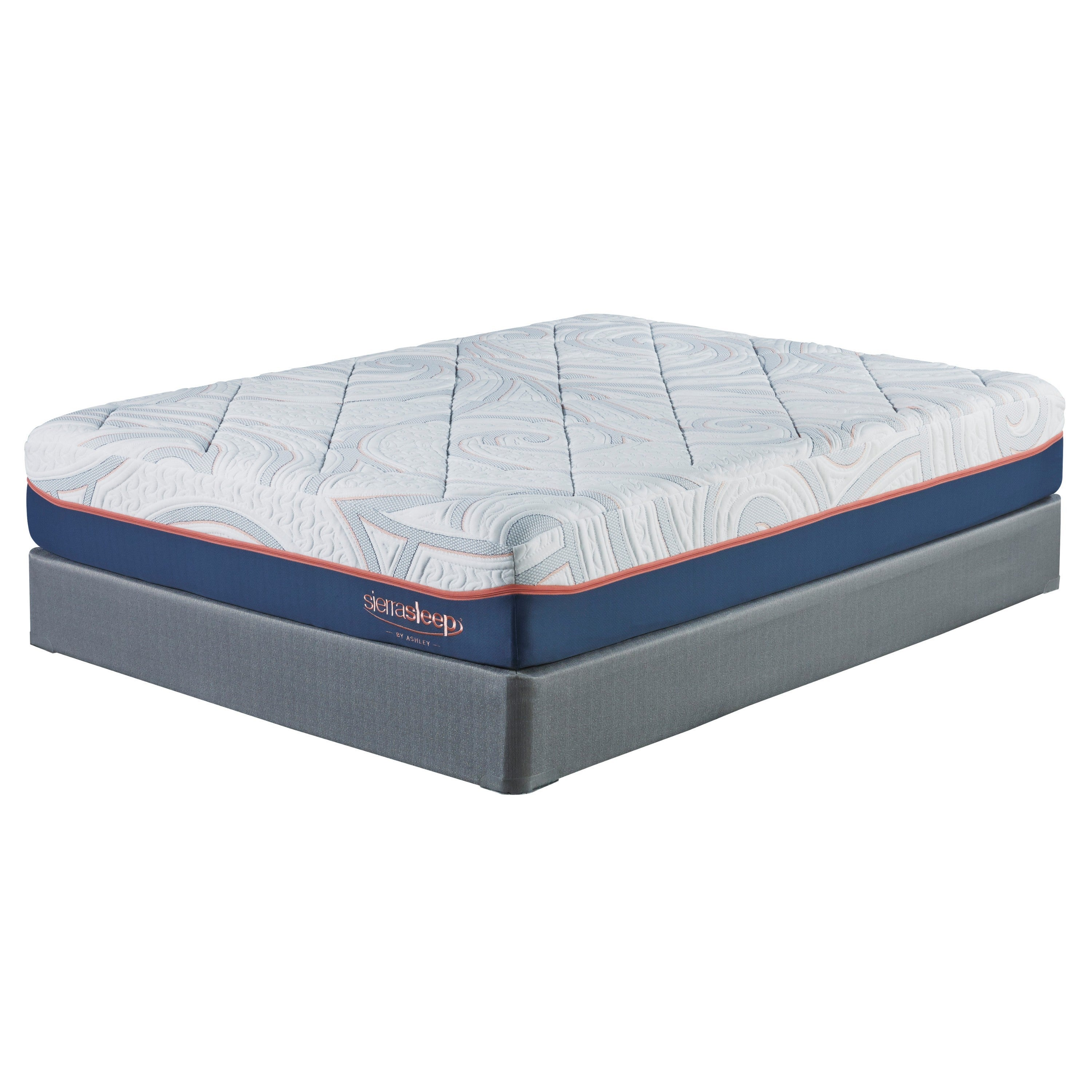 our mattress a sized img laying turning creek cabin queen mattresses bed slater king into