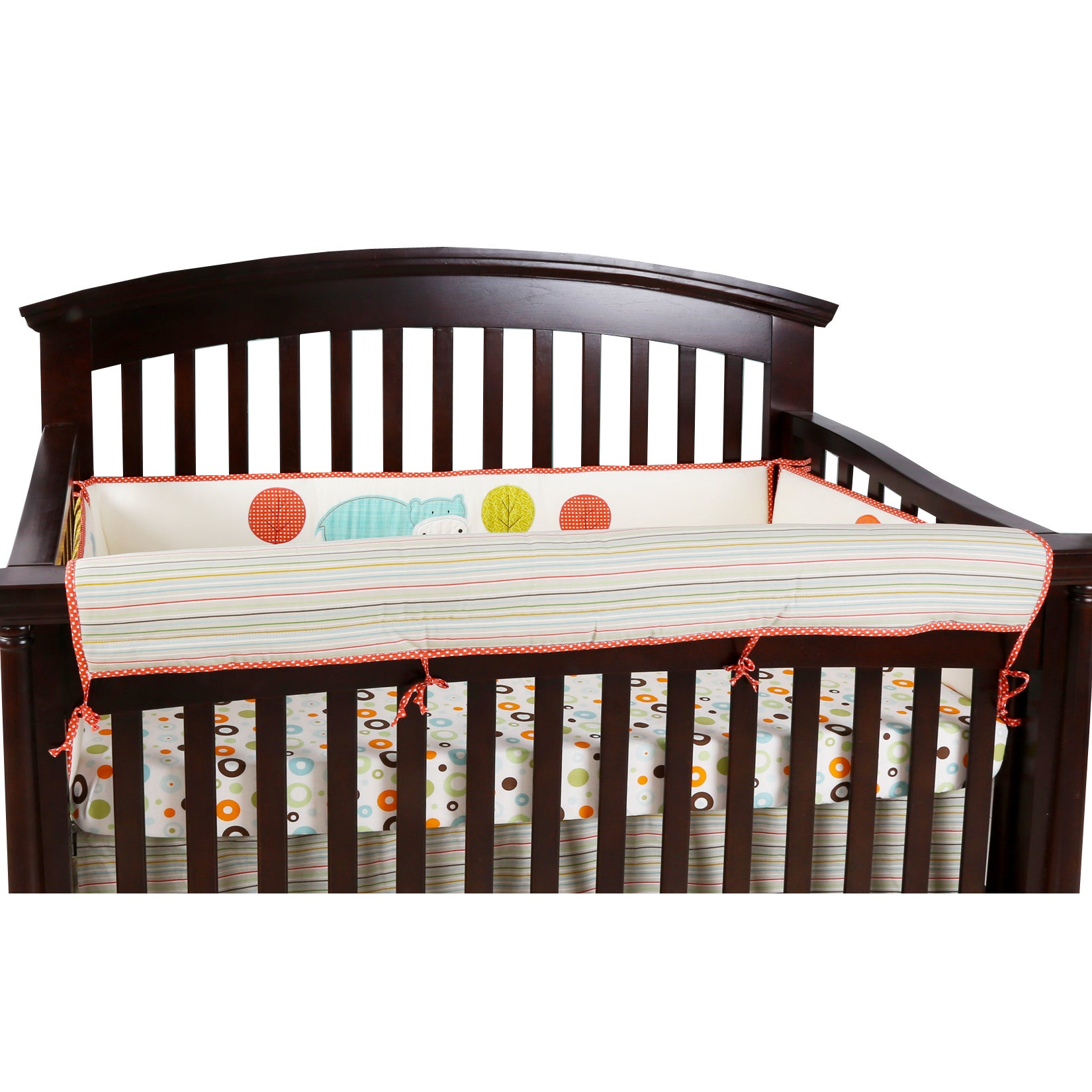 cotton tale scribbles jungle 11 piece crib bedding set free