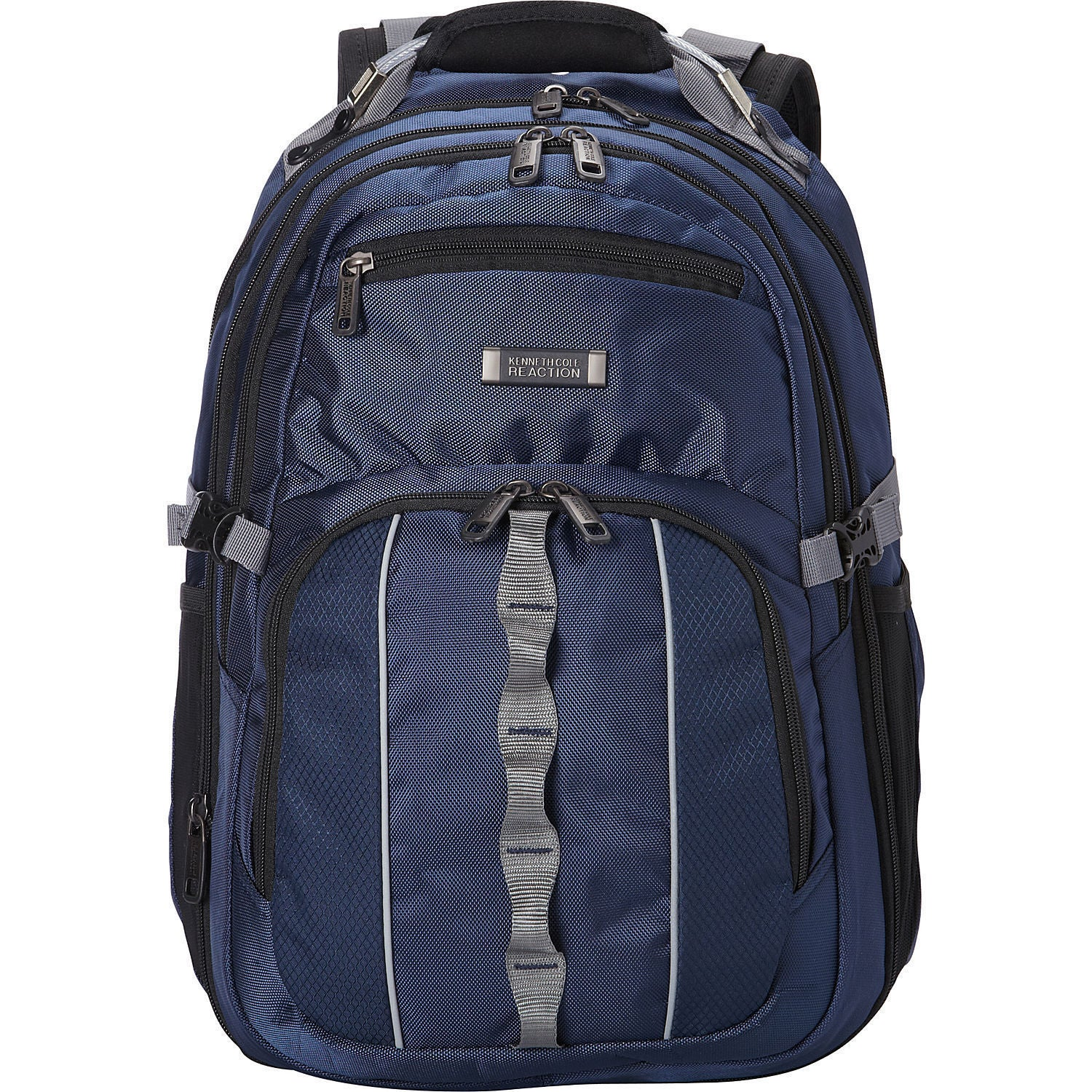 75d5b780c Shop Kenneth Cole Reaction 1680D Polyester Multi-Pocket Compact Expandable  17.3-inch Computer Business Backpack with Anti-theft RFID - Free Shipping  Today ...