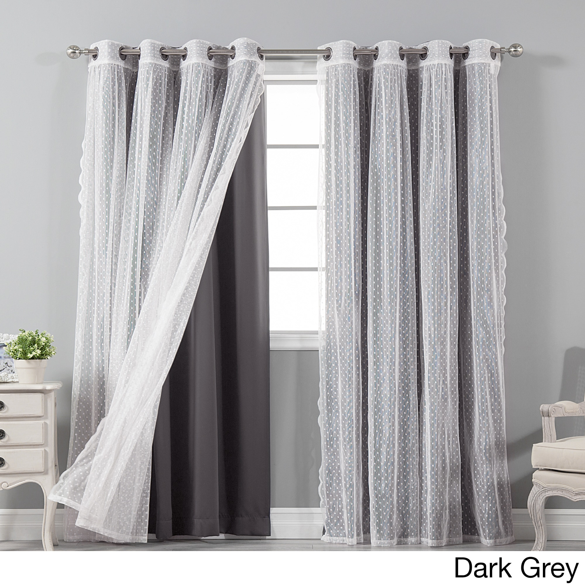 and image panels curtains grommet curtain patterns decor patterned gray affordable sheer colors white modern home of