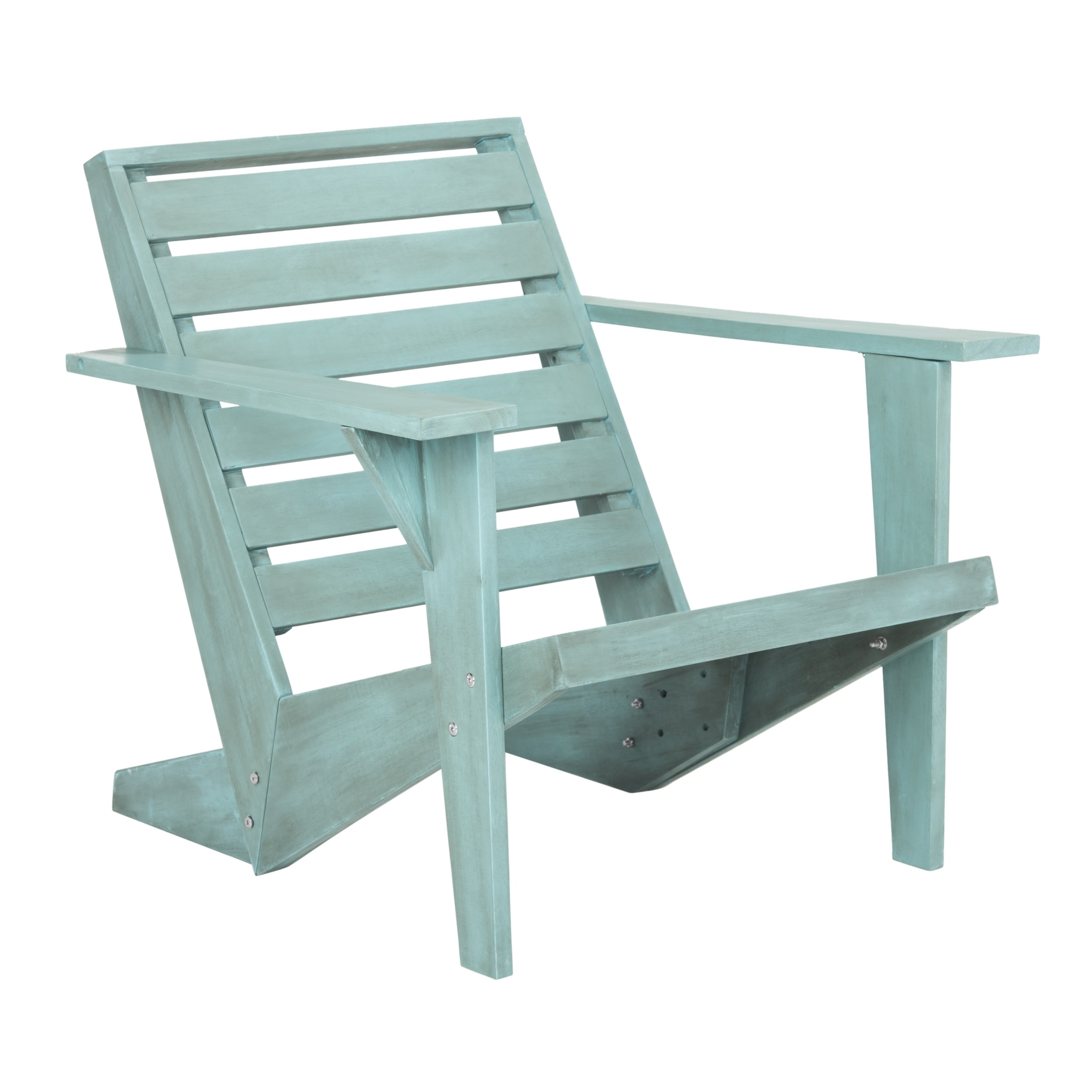 oriental outdoor furniture. Safavieh Lanty Oriental Blue Adirondack Chair - Free Shipping Today Overstock 22311492 Outdoor Furniture