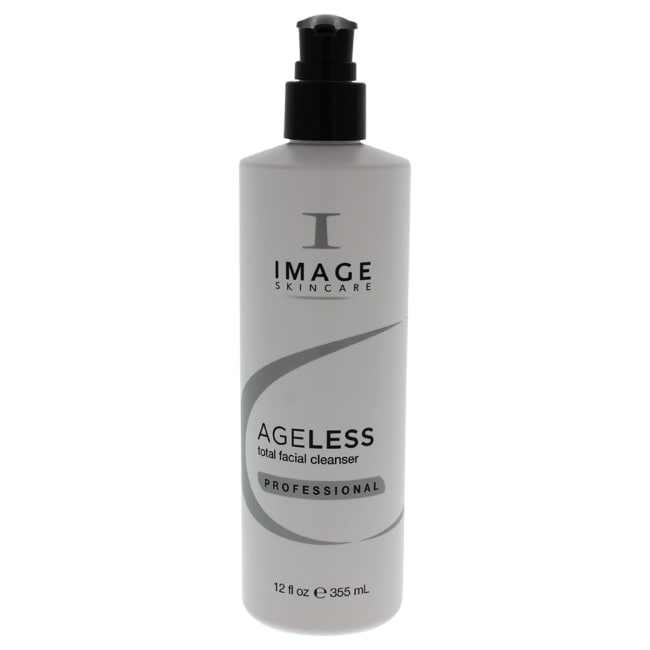 Shop Image Skincare Ageless 12 Ounce Total Facial Cleanser Free