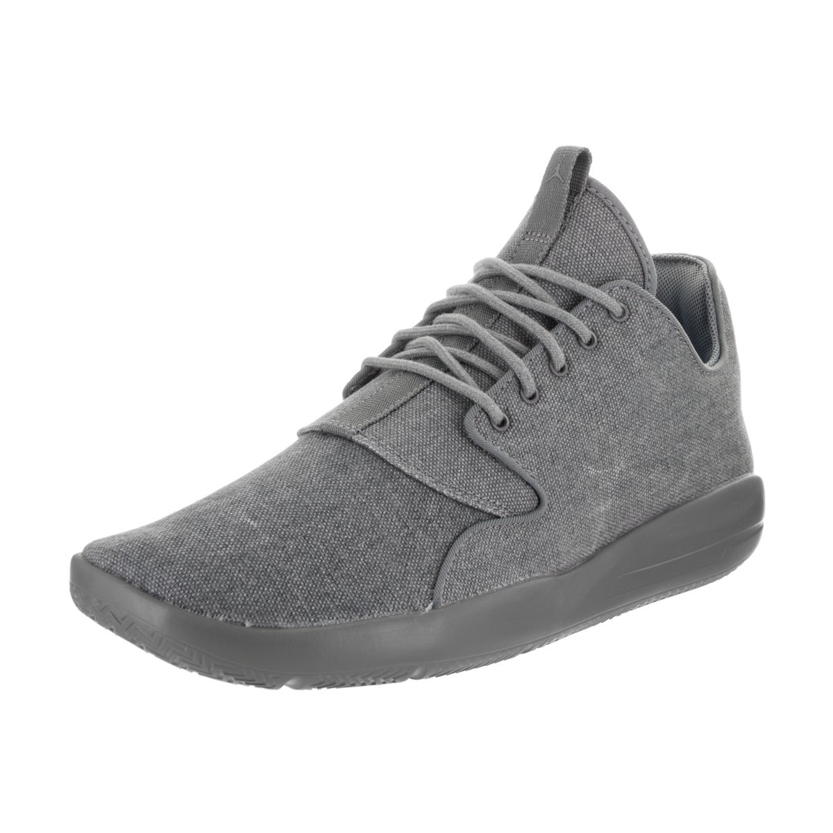b5de34c2329 Shop Nike Jordan Men s Jordan Eclipse Grey Textile Running Shoes - Free  Shipping Today - Overstock.com - 15924451