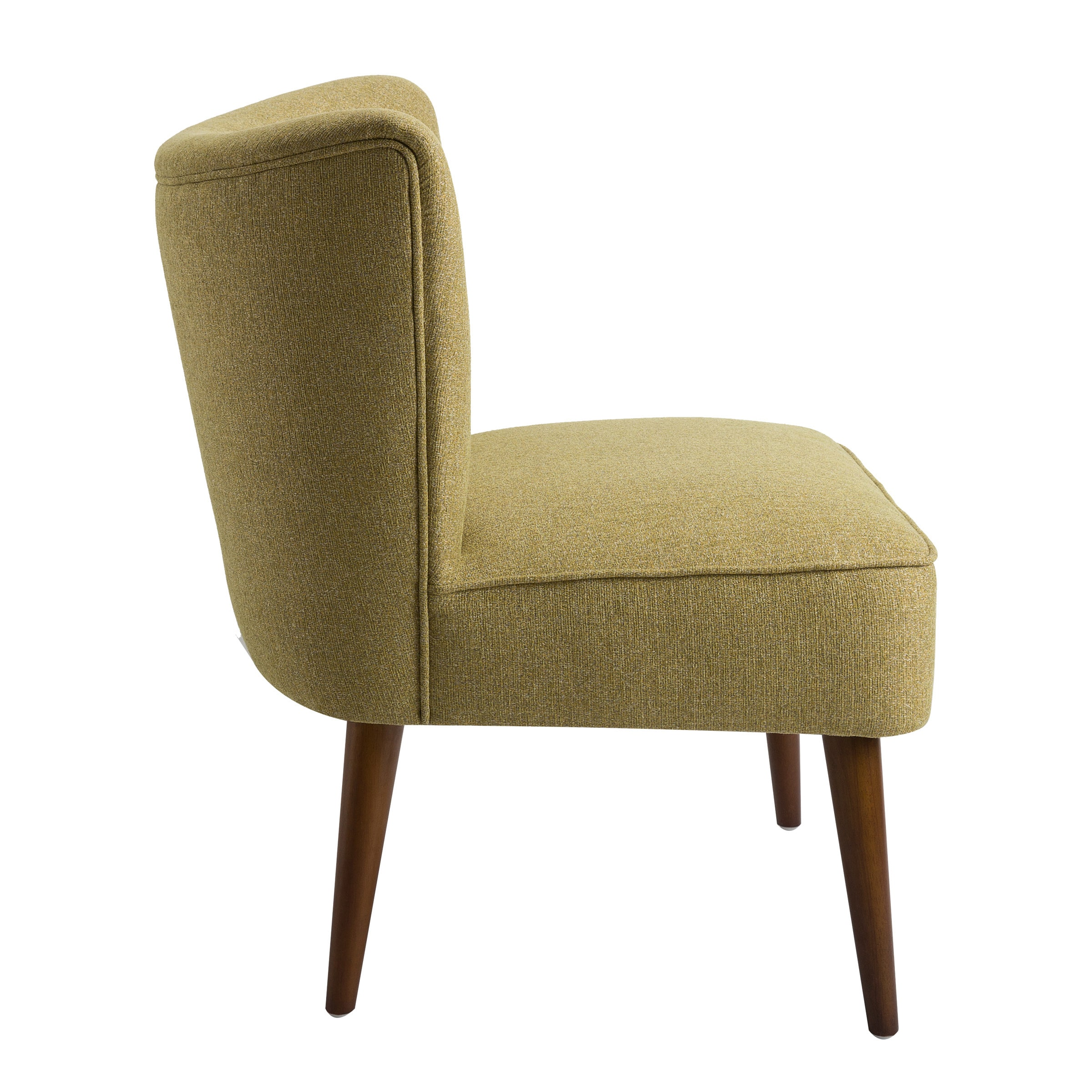Superieur Shop HomePop Chadwick Armless Accent Chair   Green   On Sale   Free  Shipping Today   Overstock.com   15925191