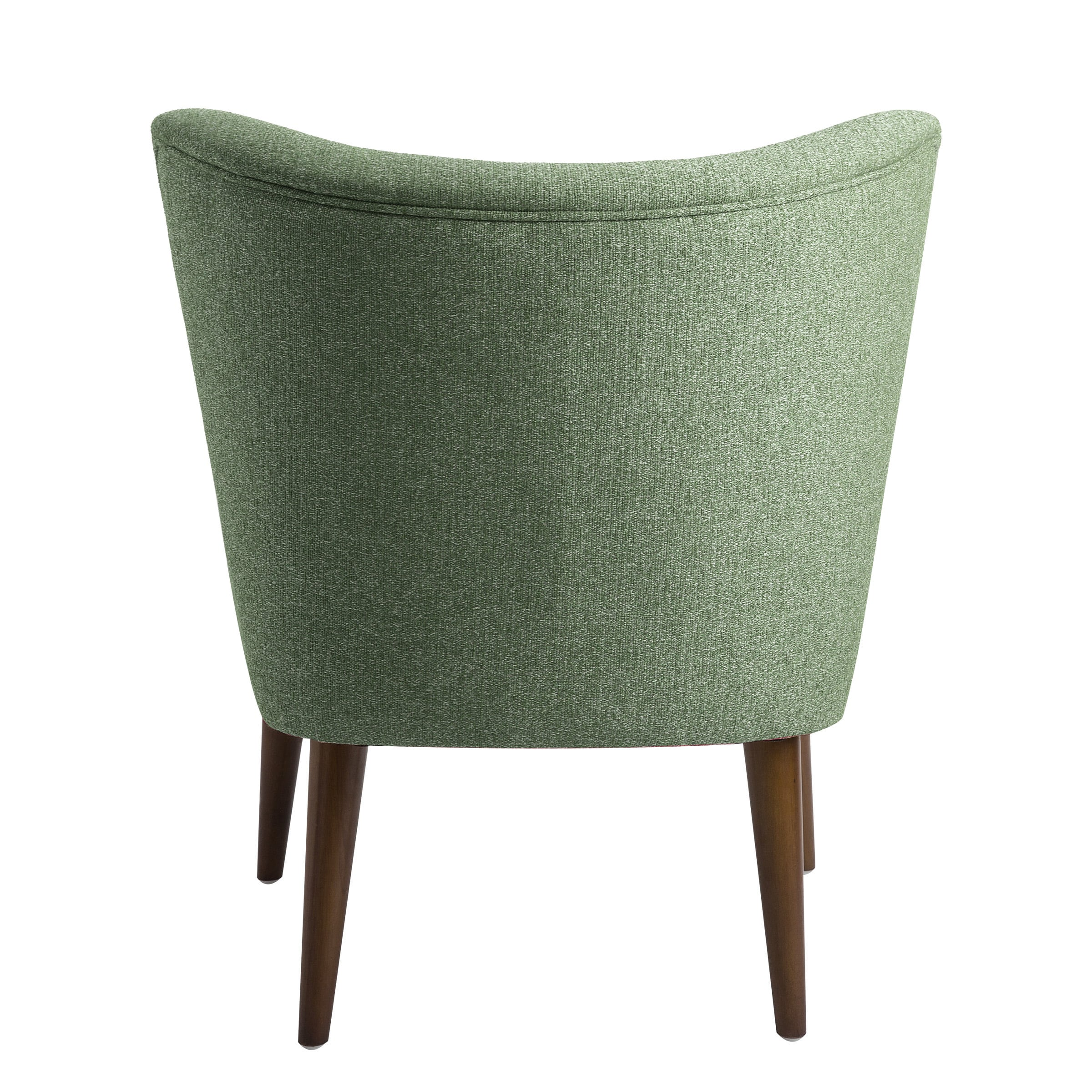 Shop HomePop Chadwick Armless Accent Chair   Teal   On Sale   Free Shipping  Today   Overstock.com   15925200