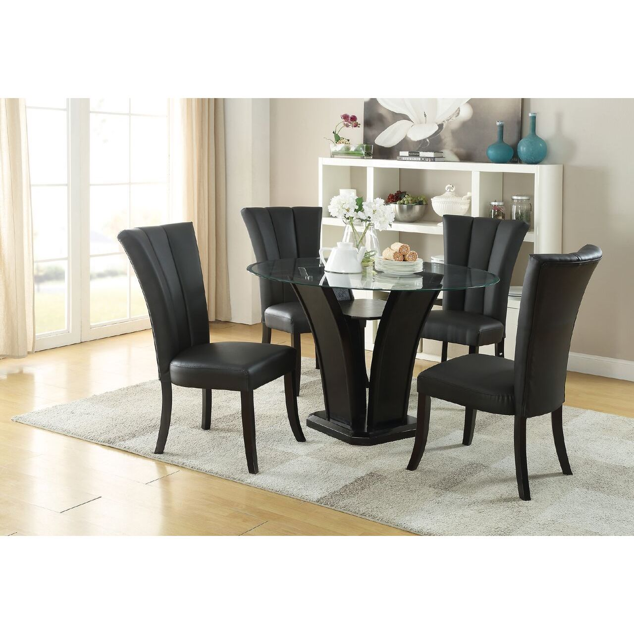 Shop Adrien Dining Chairs Set of 4