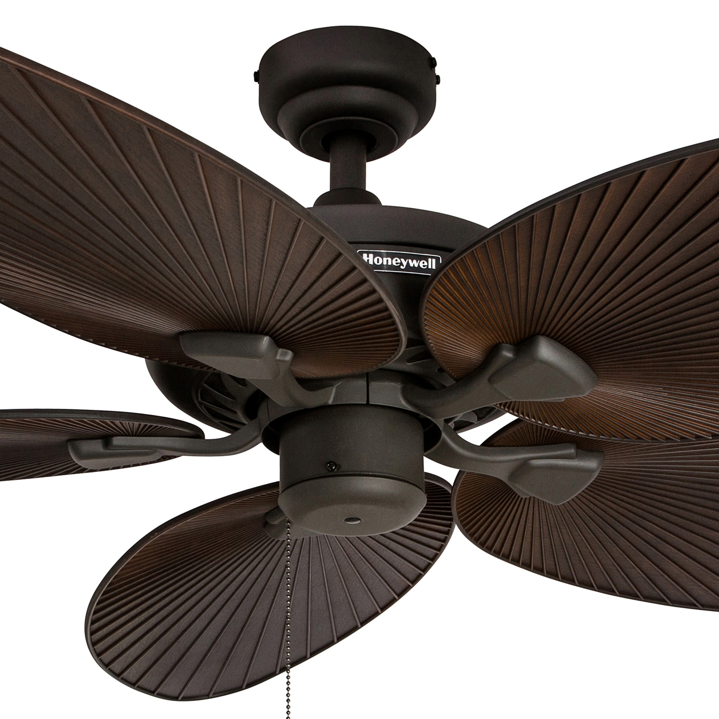 Honeywell palm island bronze 52 inch ceiling fan with palm blades honeywell palm island bronze 52 inch ceiling fan with palm blades free shipping today overstock 22393887 aloadofball Choice Image