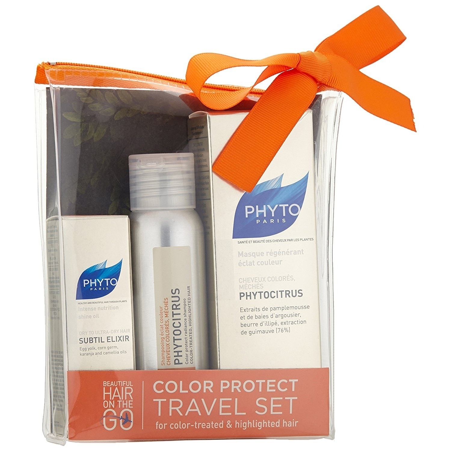 Shop Phyto Phytocitrus 3 Piece Color Protect Travel Set Free
