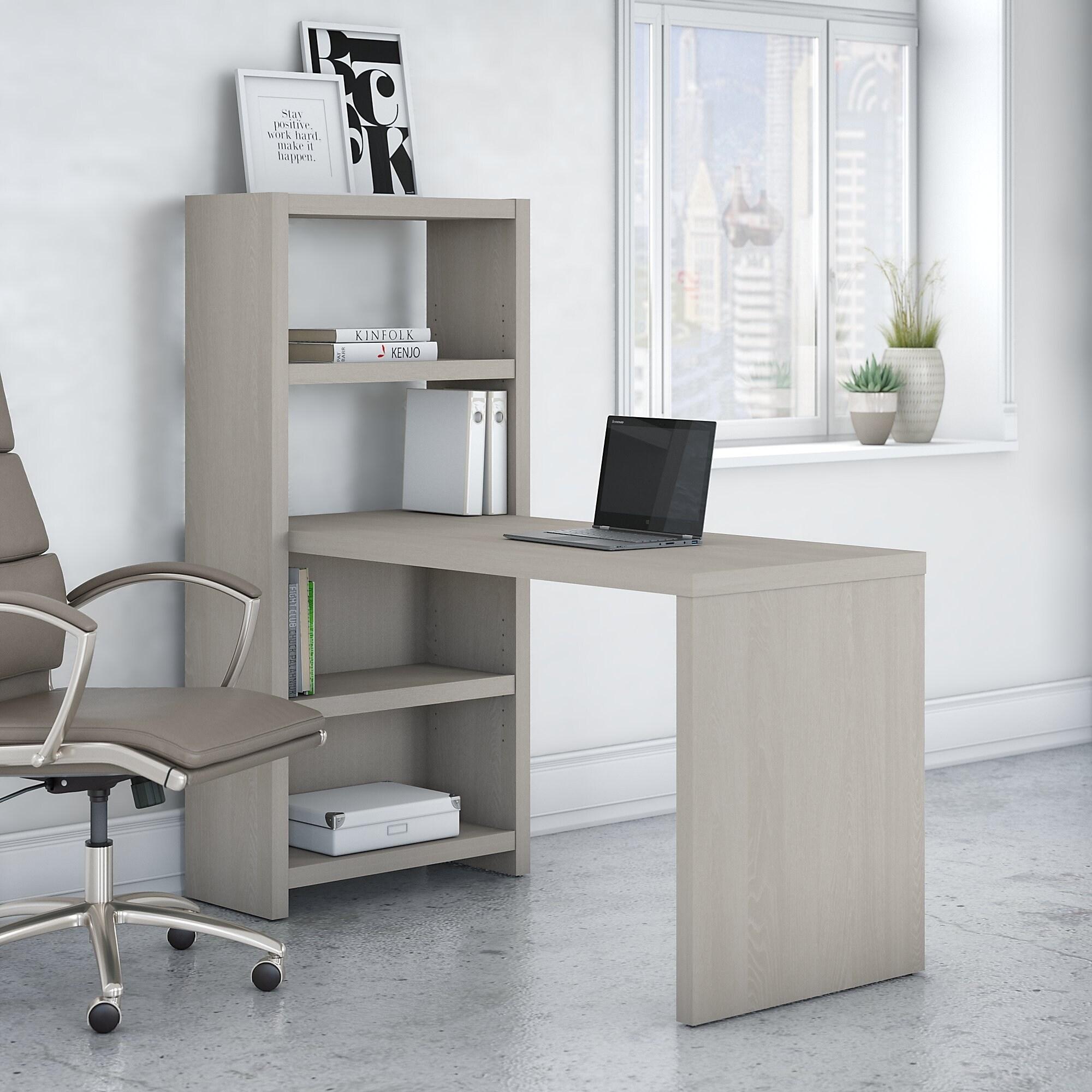 Office by kathy ireland Echo 56W Bookcase Desk