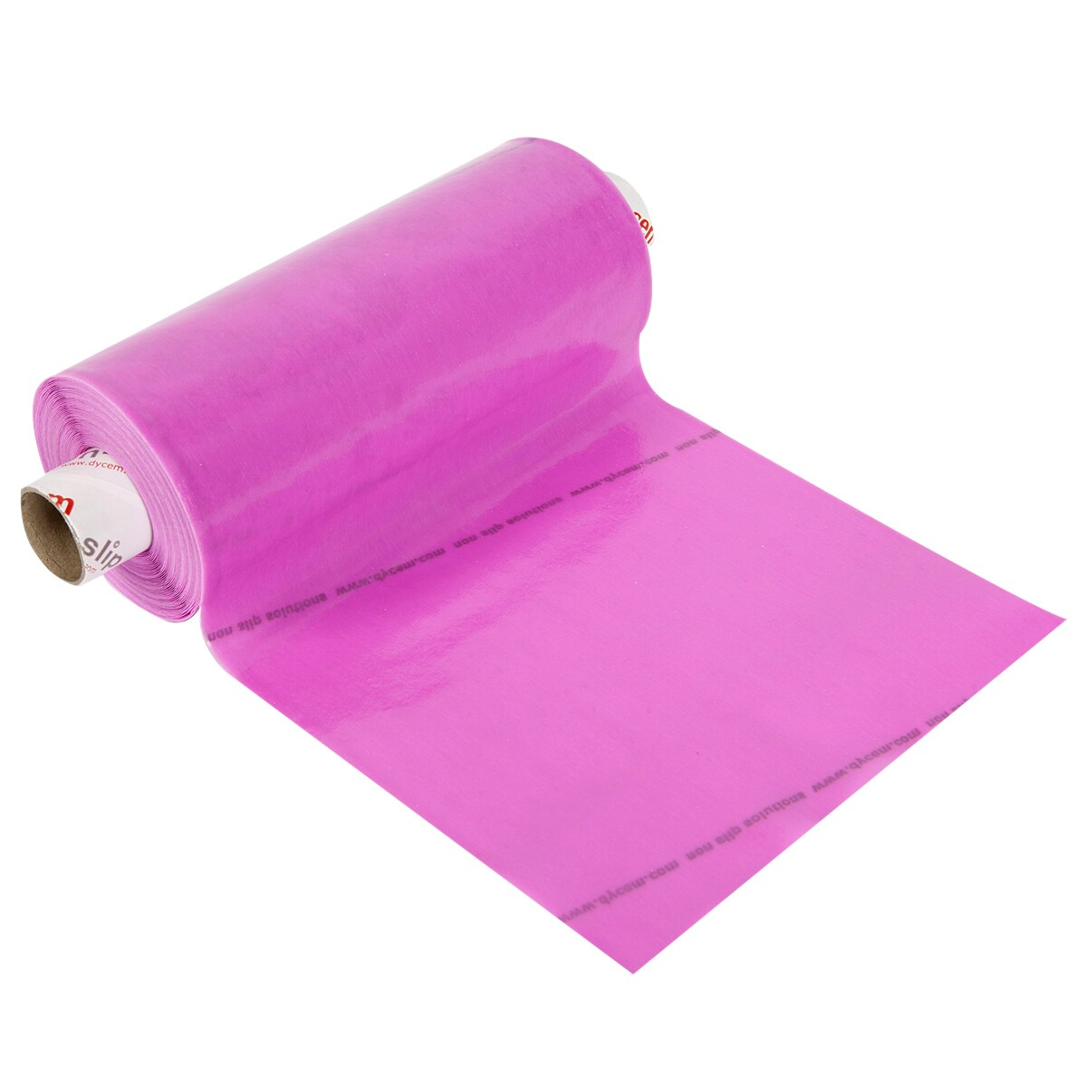 Shop Dycem Non-Slip Material Roll Pink - Free Shipping On Orders ...