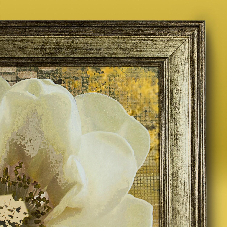 Shop Still-life Magnolia Flower Impressionism Painting Print on ...