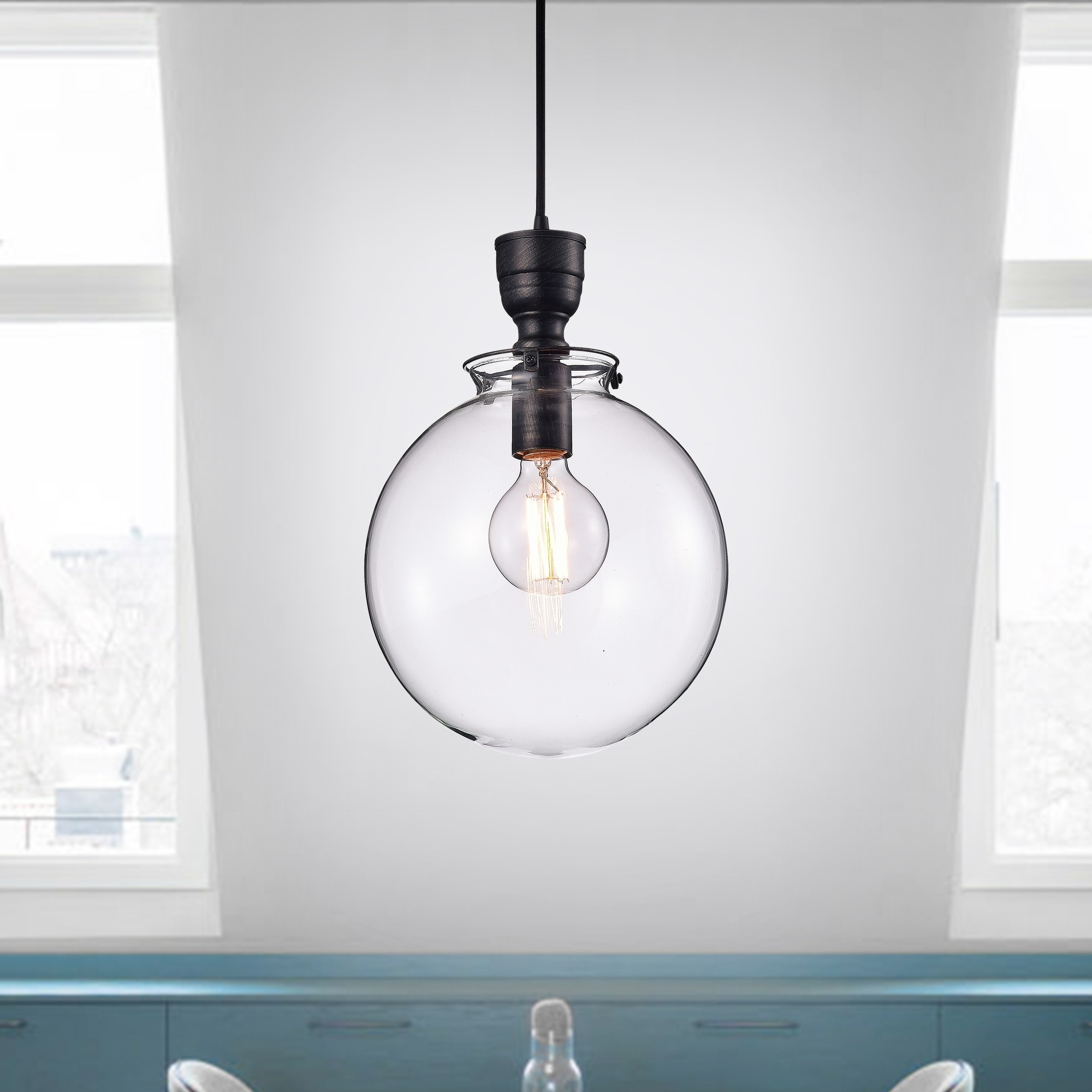for wonderfull kitchen graceful glass examples islands ceilings of lights led lovely pendants elegant clear lighting light ceiling shade pendant new