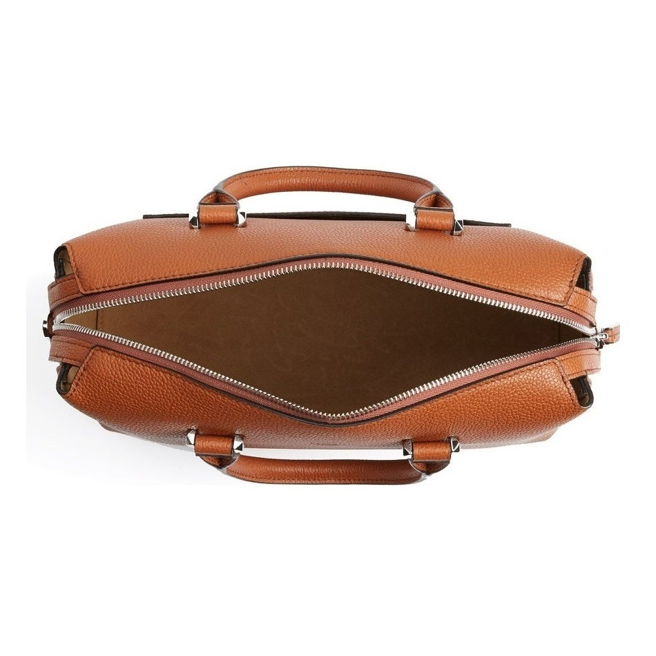 879a611c240fb0 Shop MCM Medium Ella Ginger Bread Boston Bowler Satchel Handbag - Free  Shipping Today - Overstock - 16067193