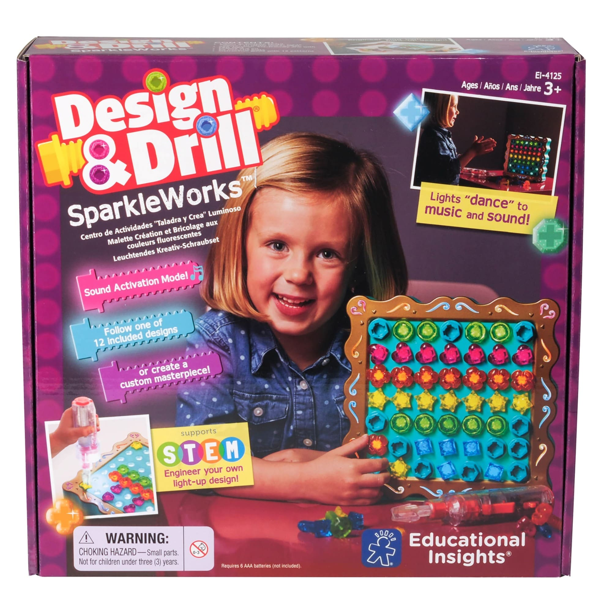Shop Educational Insights Design Drill Sparkleworks Free