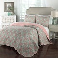 Traditions by Waverly Anatalya 3-Piece Quilt Collection