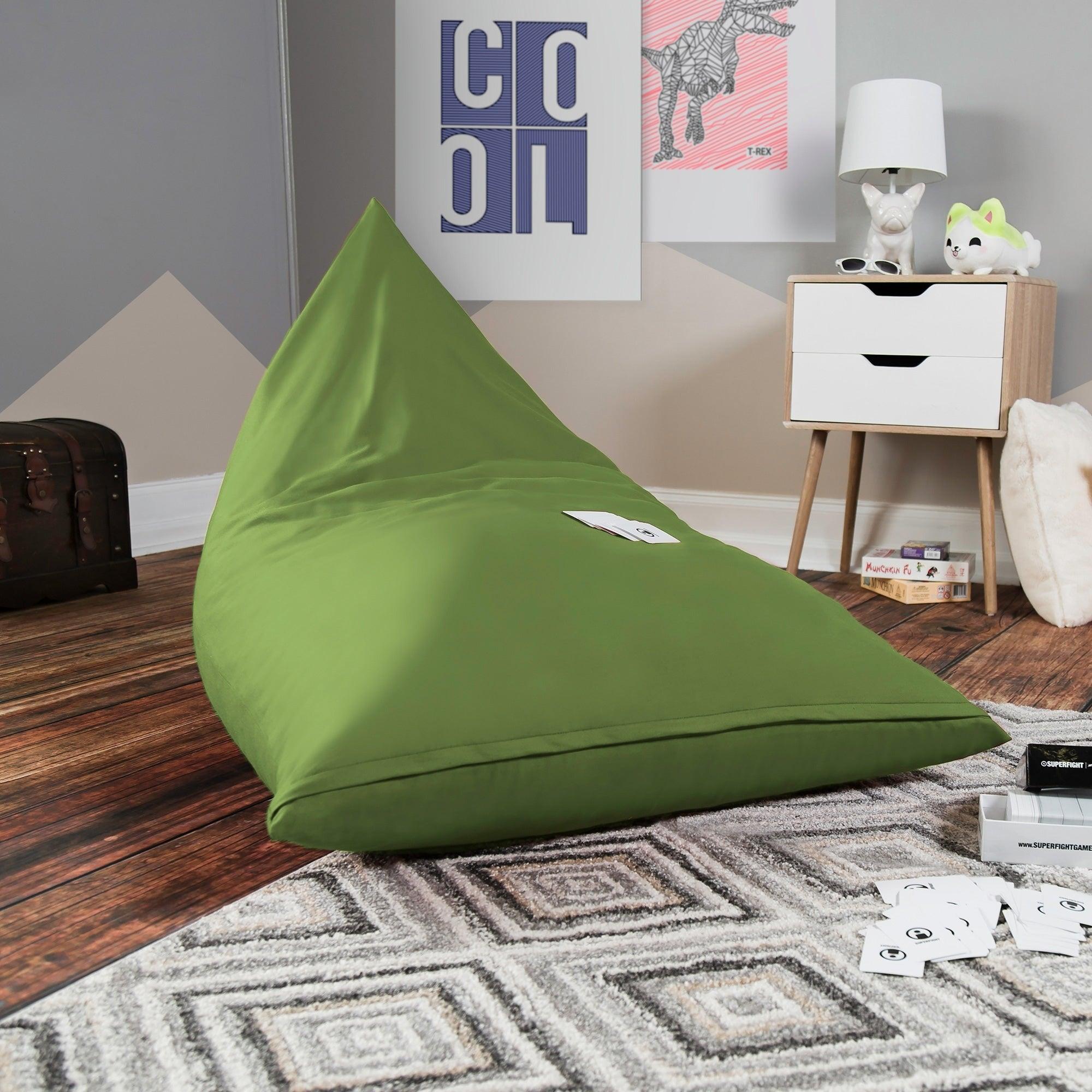 Shop Jaxx Pivot Kids Gaming Bean Bag Chair   Free Shipping Today    Overstock.com   16077739