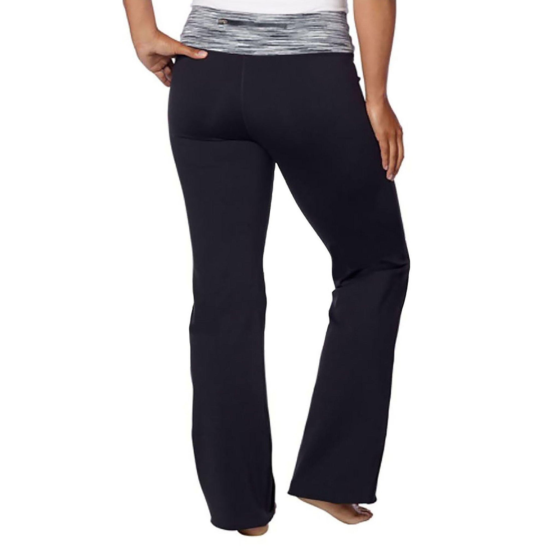 3138509e338b1 Shop Kirkland Signature Women's Full Length Stretch Yoga Athletic Pant -  Ships To Canada - Overstock - 16077829