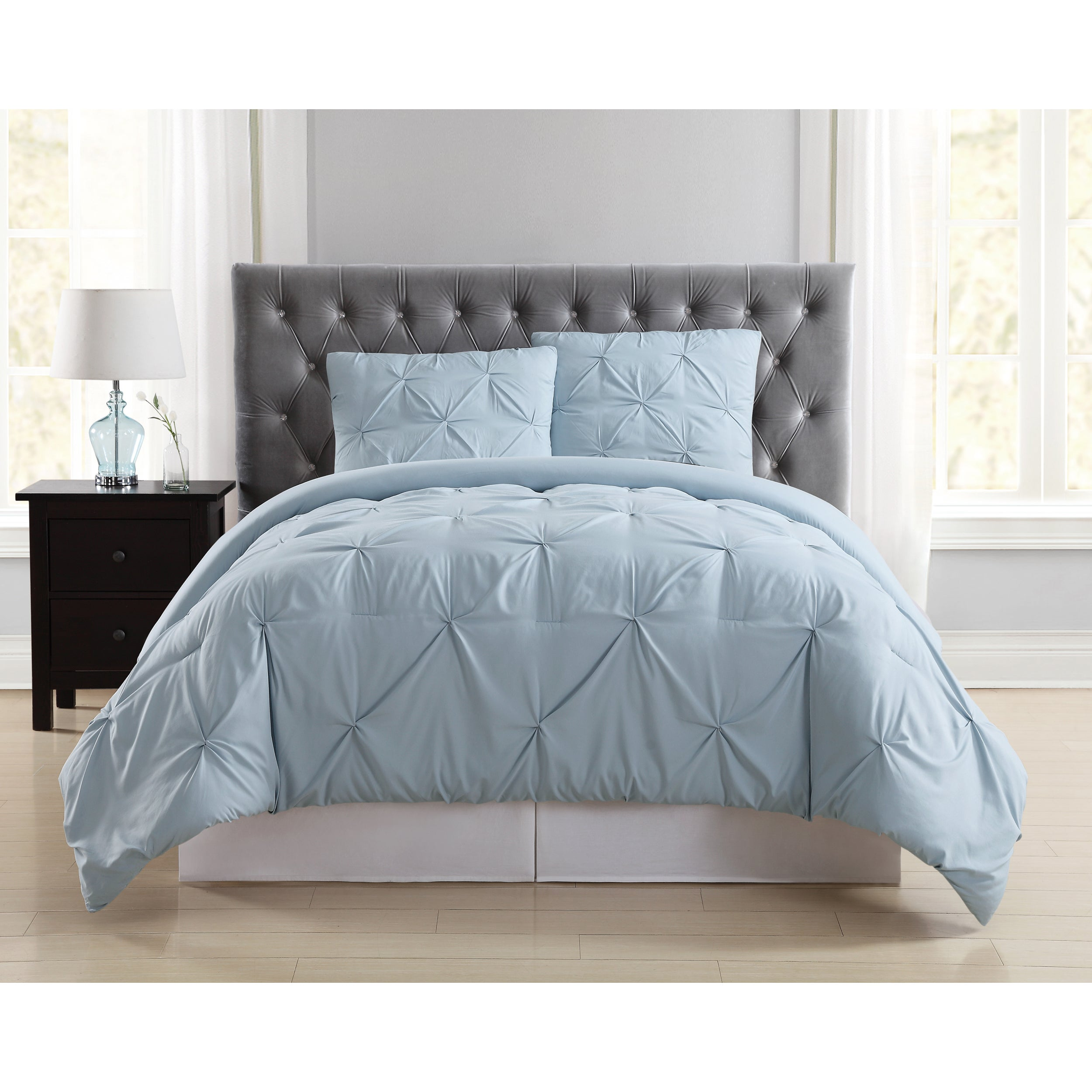 blue image bedspread of king design size by cream signature twin comforter bedding xl sets lace set rsrs
