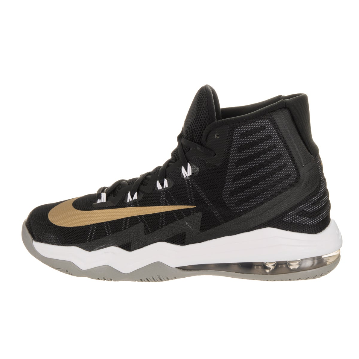 huge selection of d42bb 701de Shop Nike Men s Air Max Audacity 2016 Basketball Shoe - Free Shipping Today  - Overstock - 16120870