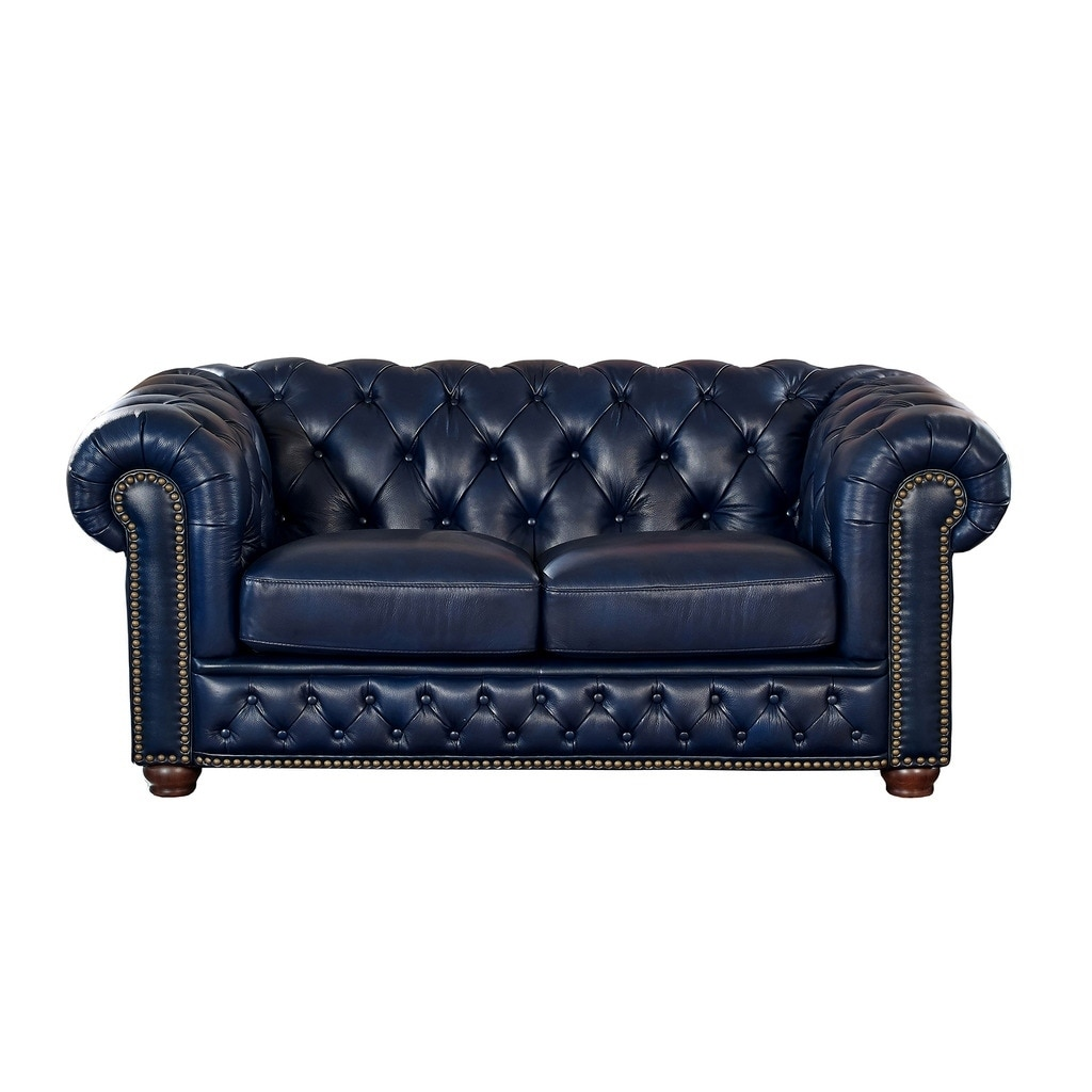 loveseat with b products height trim interiors beckett item threshold contemporary sofas bernhardt tufted width button leather back