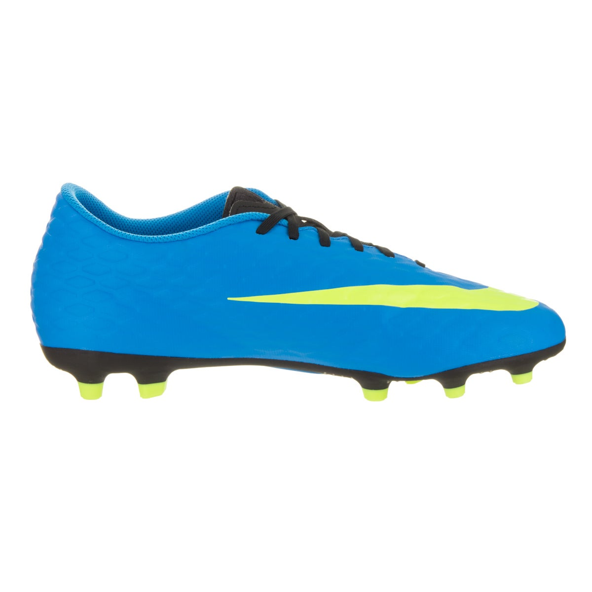 sports shoes ea6fa 1cc84 Shop Nike Men s Hypervenom Phade III FG Soccer Cleat - Free Shipping Today  - Overstock - 16147990