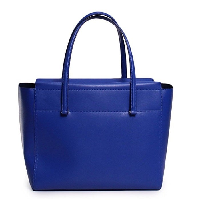Tory Burch Parker Songbird Royal Navy Tote Bag Free Shipping Today 16149937