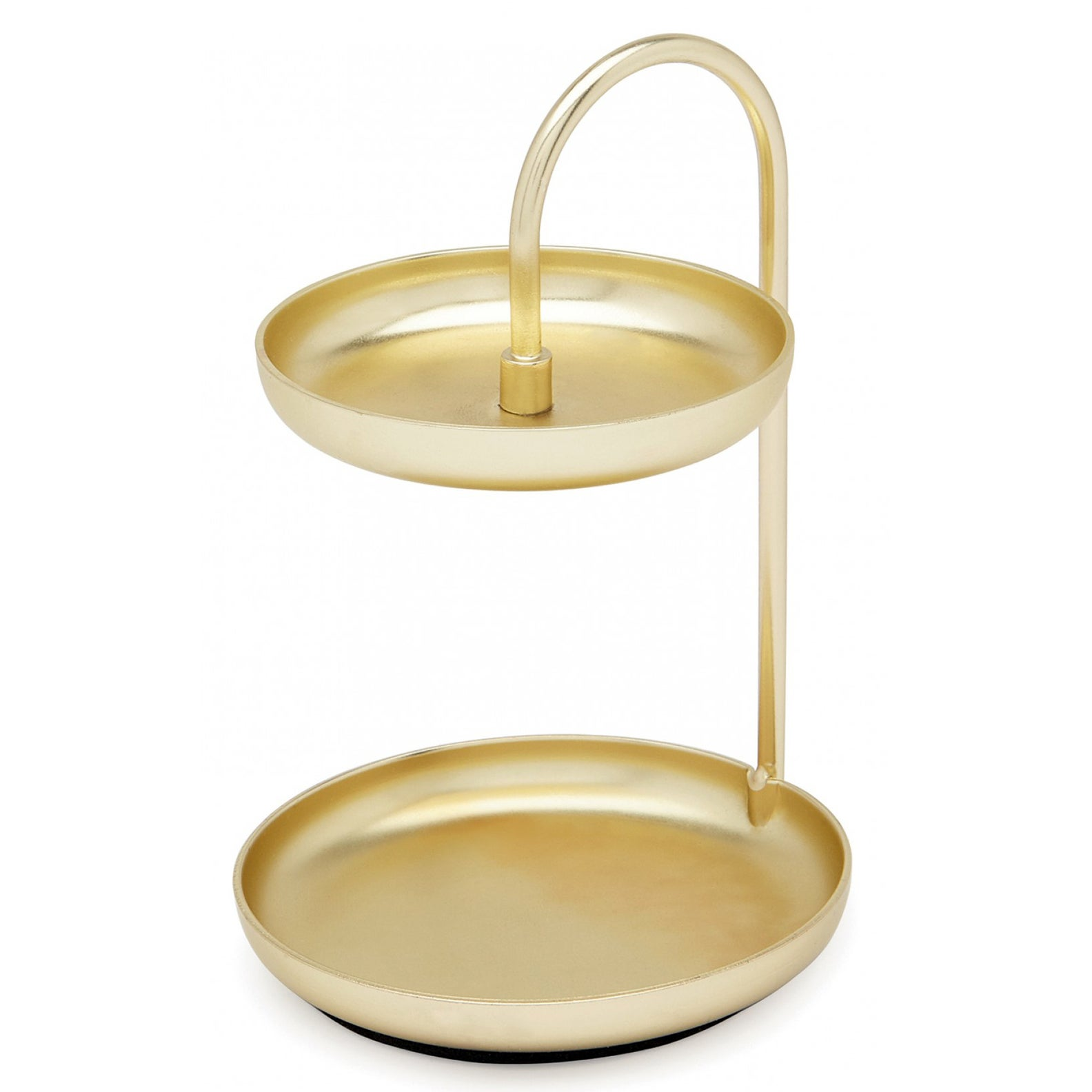 Shop Umbra 1005312-104 Poise Gold Metal Small Tiered Ring Holder ...