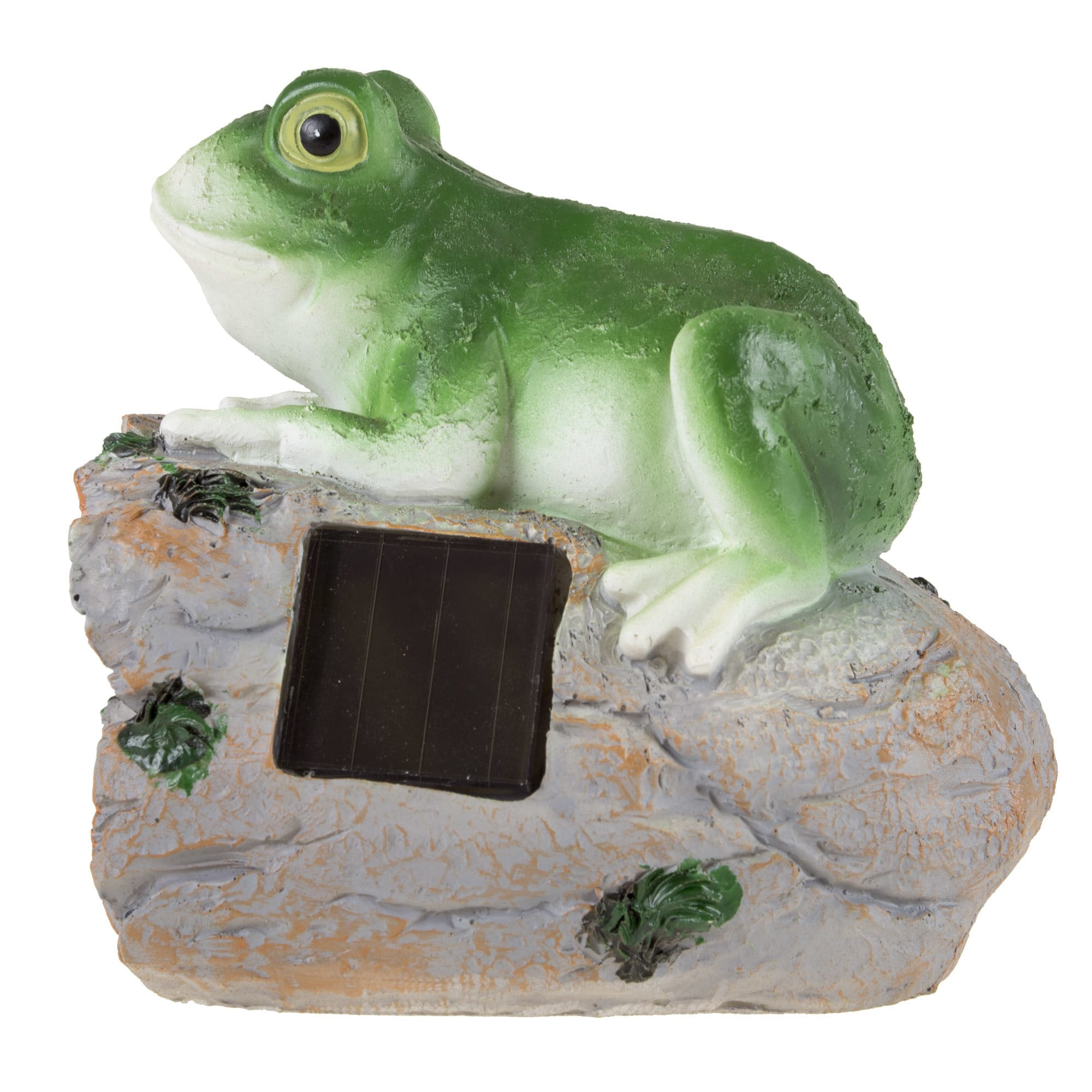 Yard Decor, Solar Outdoor LED Light and Battery Operated Statue for ...
