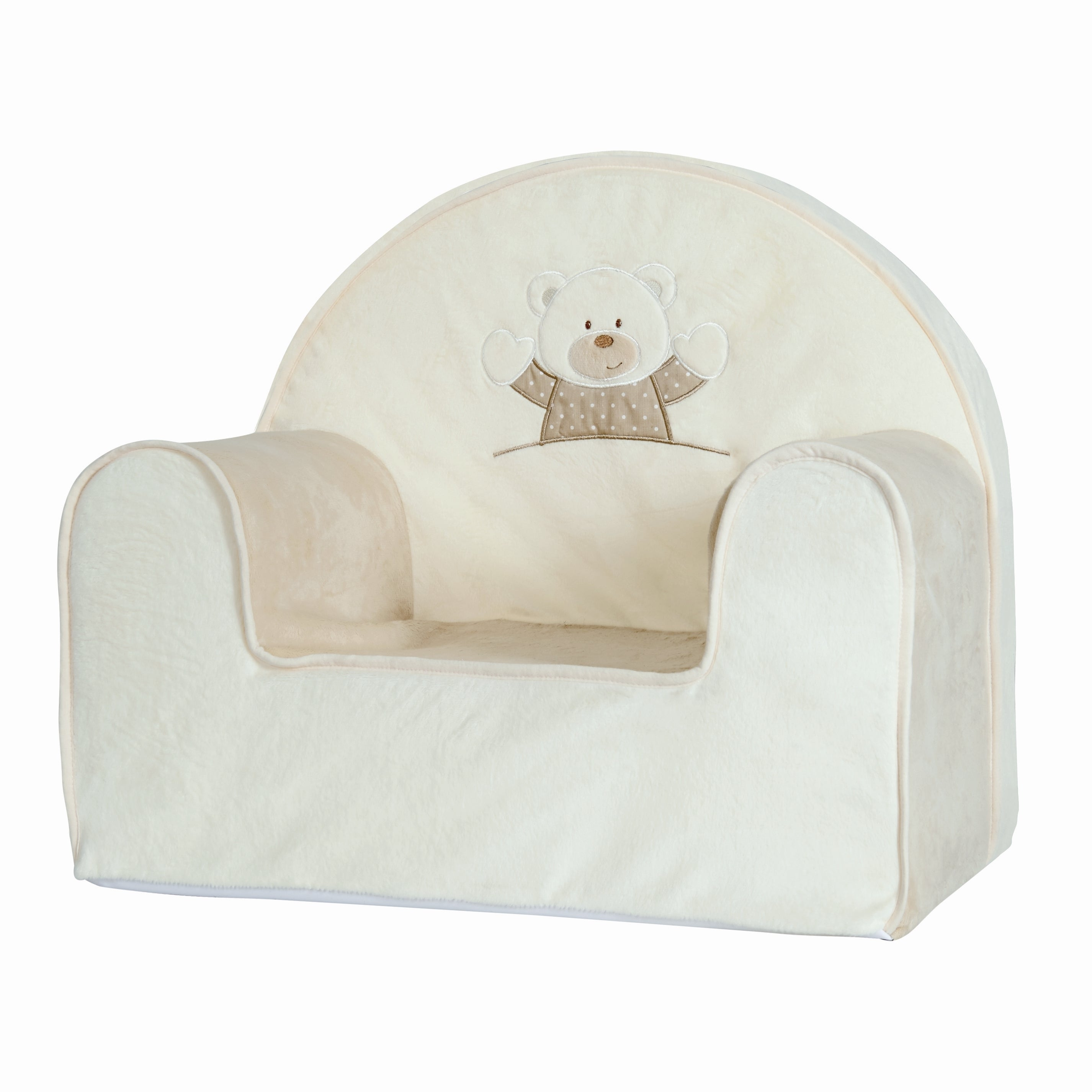Shop Candide Plush Toddler Armchair   On Sale   Free Shipping Today    Overstock.com   16197475