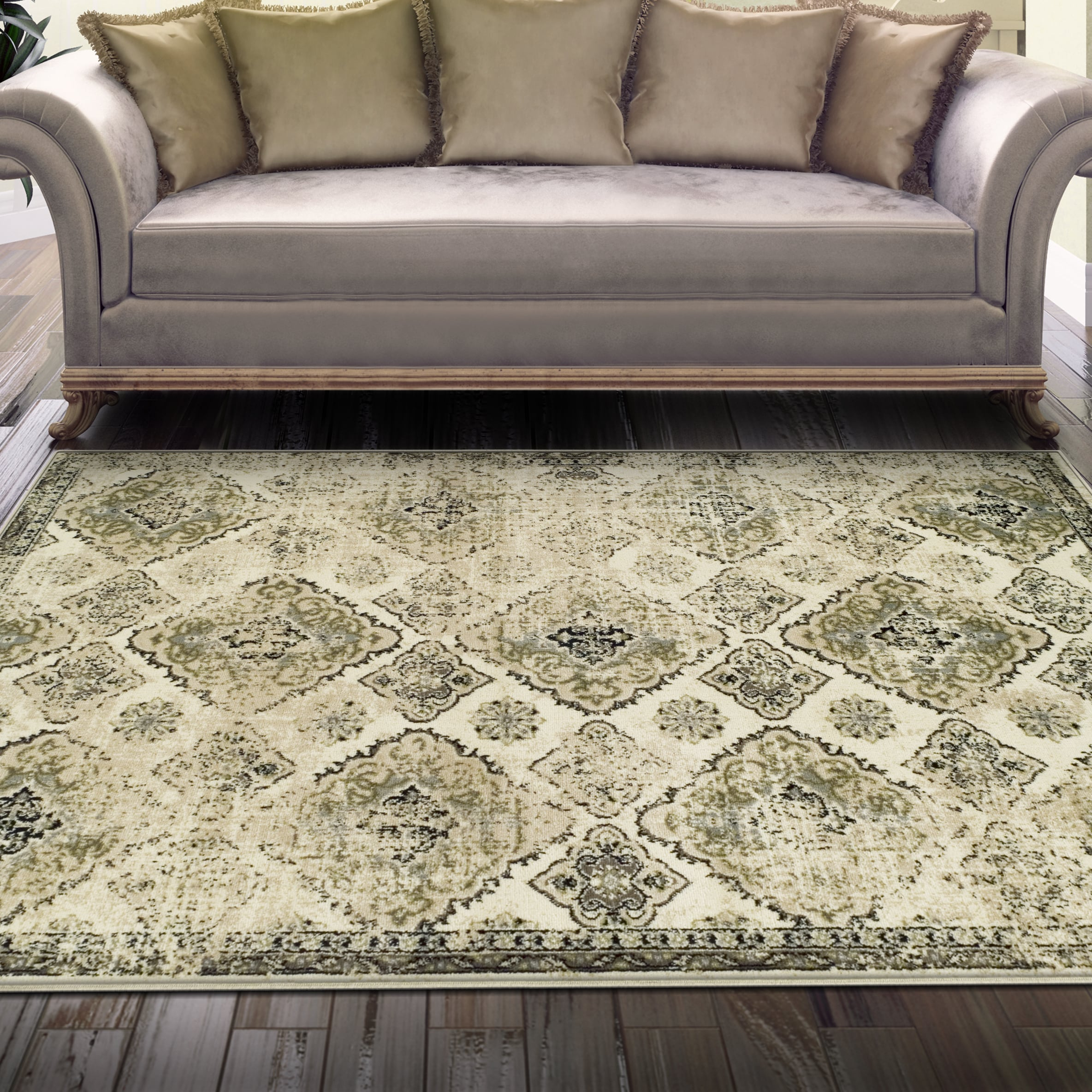 Superior Designer Mayfair Area Rug Collection   5u0027 X 8u0027   Free Shipping  Today   Overstock.com   22569616