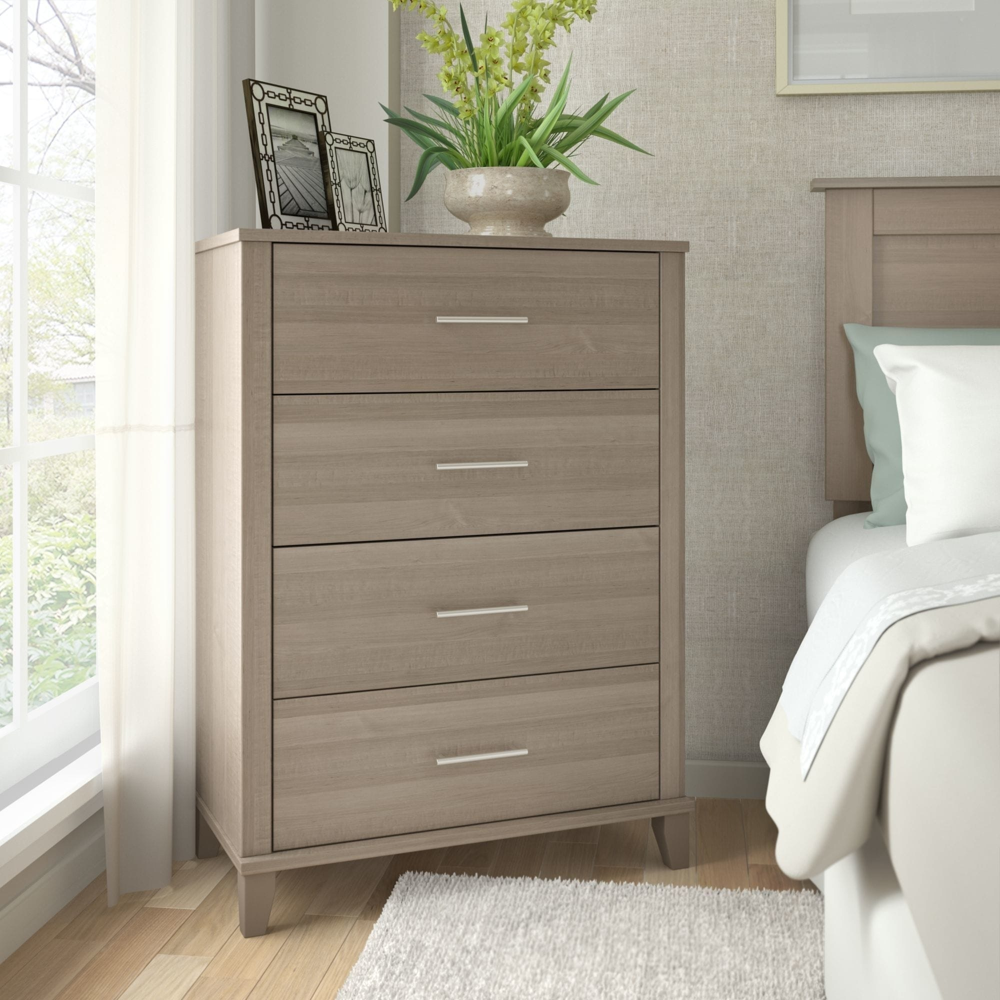 Oliver James Elizabeth Ash Grey Dresser Free Shipping Today Overstock Com