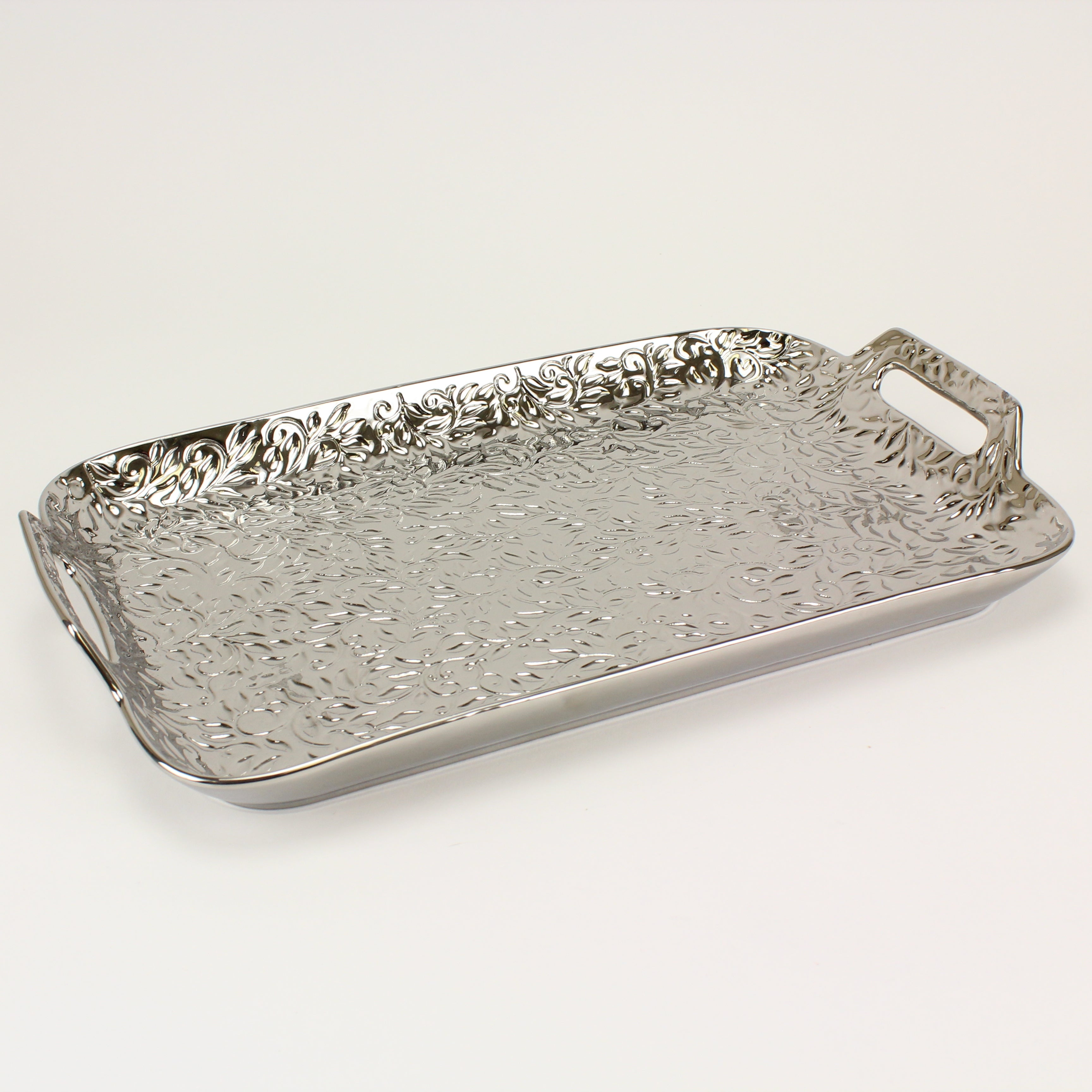 Pampa Bay Serving Tray with Handles - Free Shipping Today - Overstock.com -  22572891