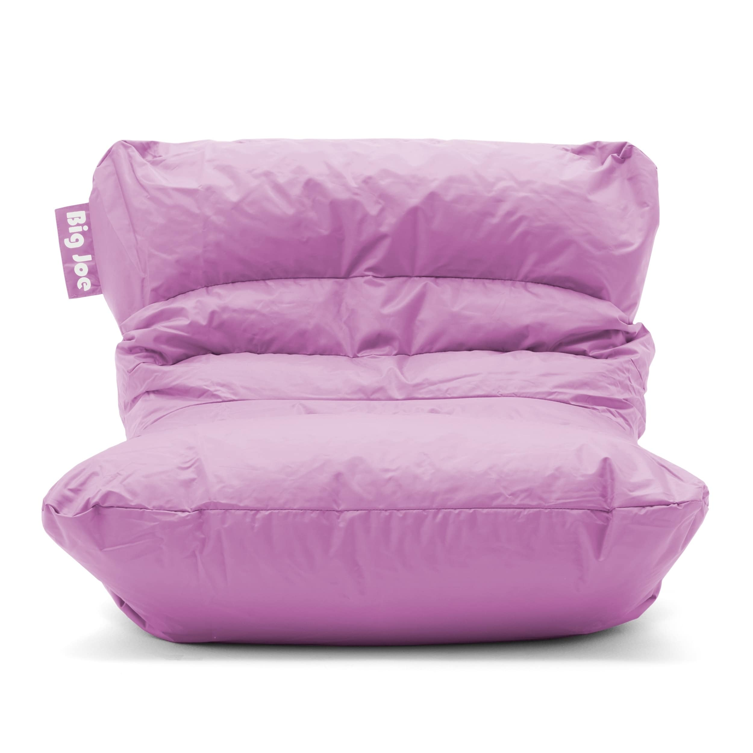 Shop Big Joe Roma Bean Bag Chair SmartMax - Free Shipping Today - Overstock.com - 16257655  sc 1 st  Overstock.com : big joe bean bag chair pink - Cheerinfomania.Com