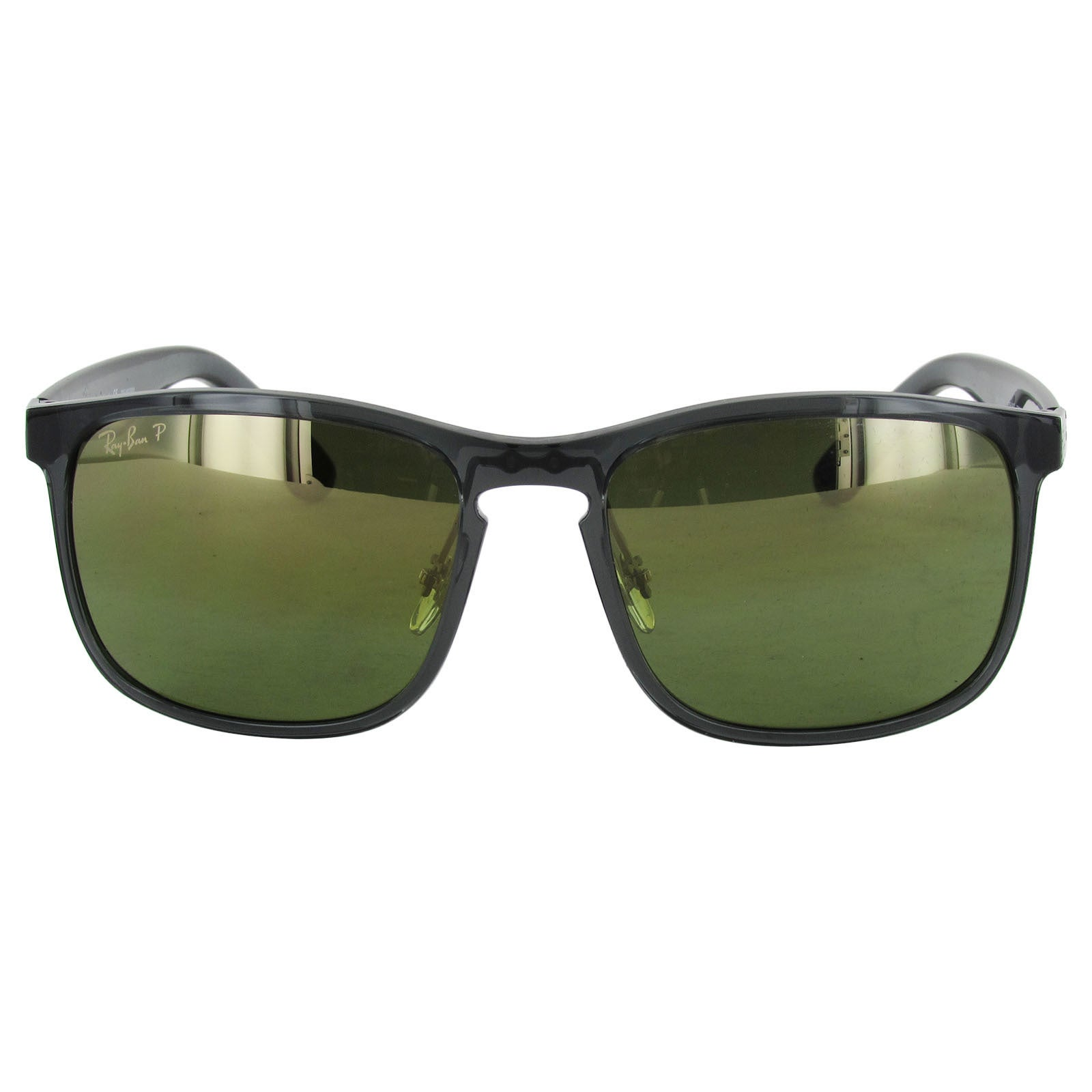 528caaca99 Shop Ray Ban Chromance RB4264 Grey Frame Green Polarized Lens Sunglasses -  Free Shipping Today - Overstock - 16288333