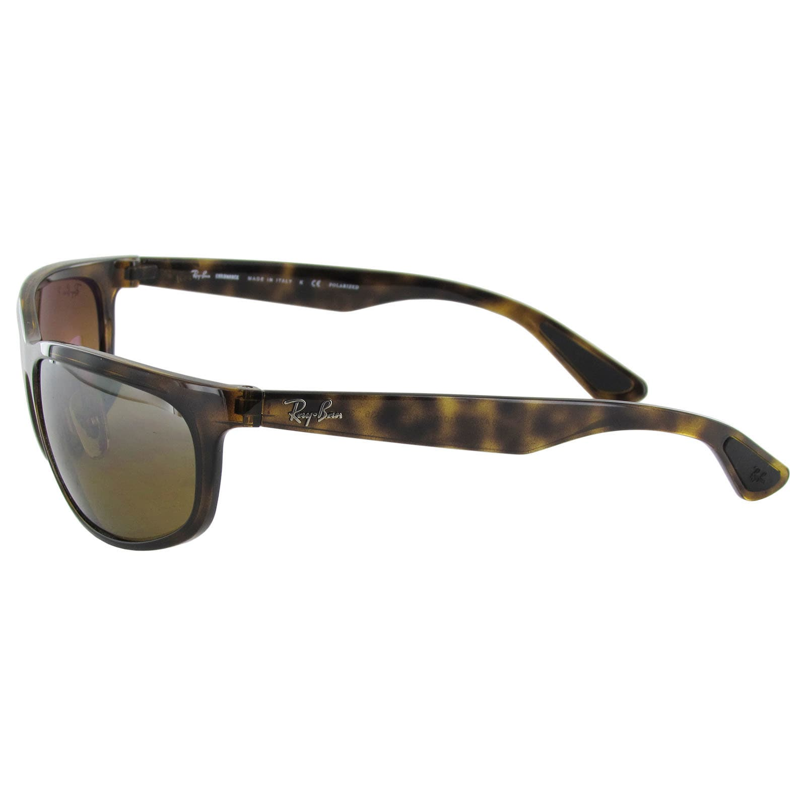 a93b57fa3d5 Shop Ray-Ban Chromance RB4265 Mens Tortoise Frame Brown Mirror Polarized  Lens Sunglasses - Free Shipping Today - Overstock - 16288354