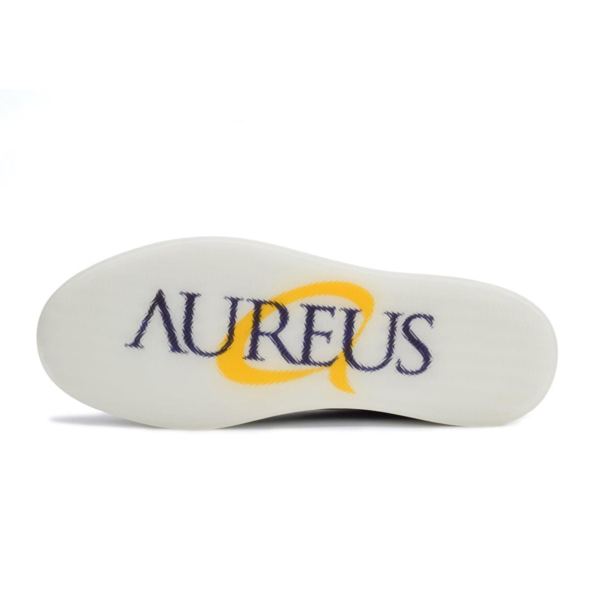 77f870247ff8 Shop Men s Aureus Supra Low-Top Wingtip Sneaker - Free Shipping Today -  Overstock - 16293446