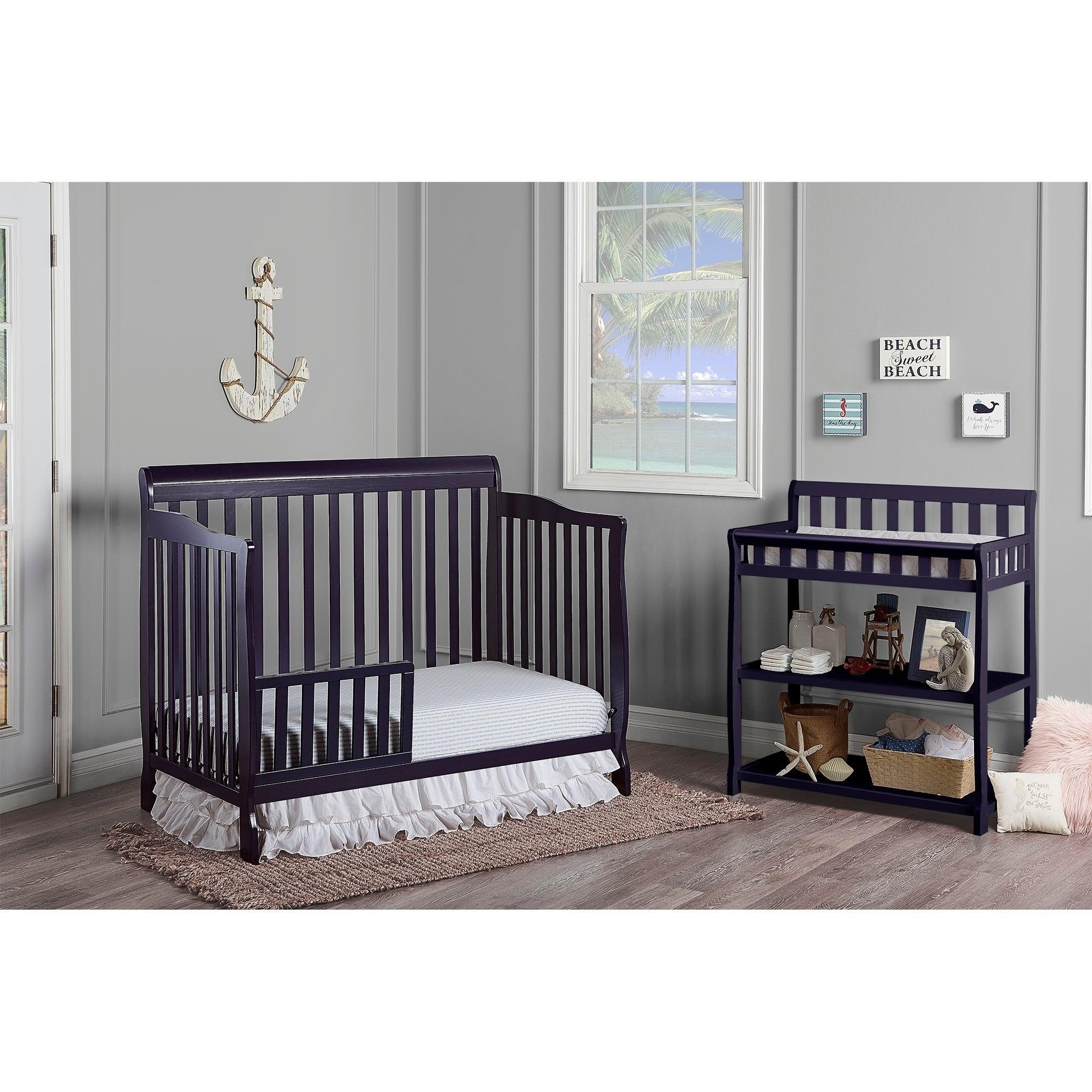 0020e236ea1 Shop Dream On Me Ashton 5-in-1 Convertible Crib - Free Shipping ...