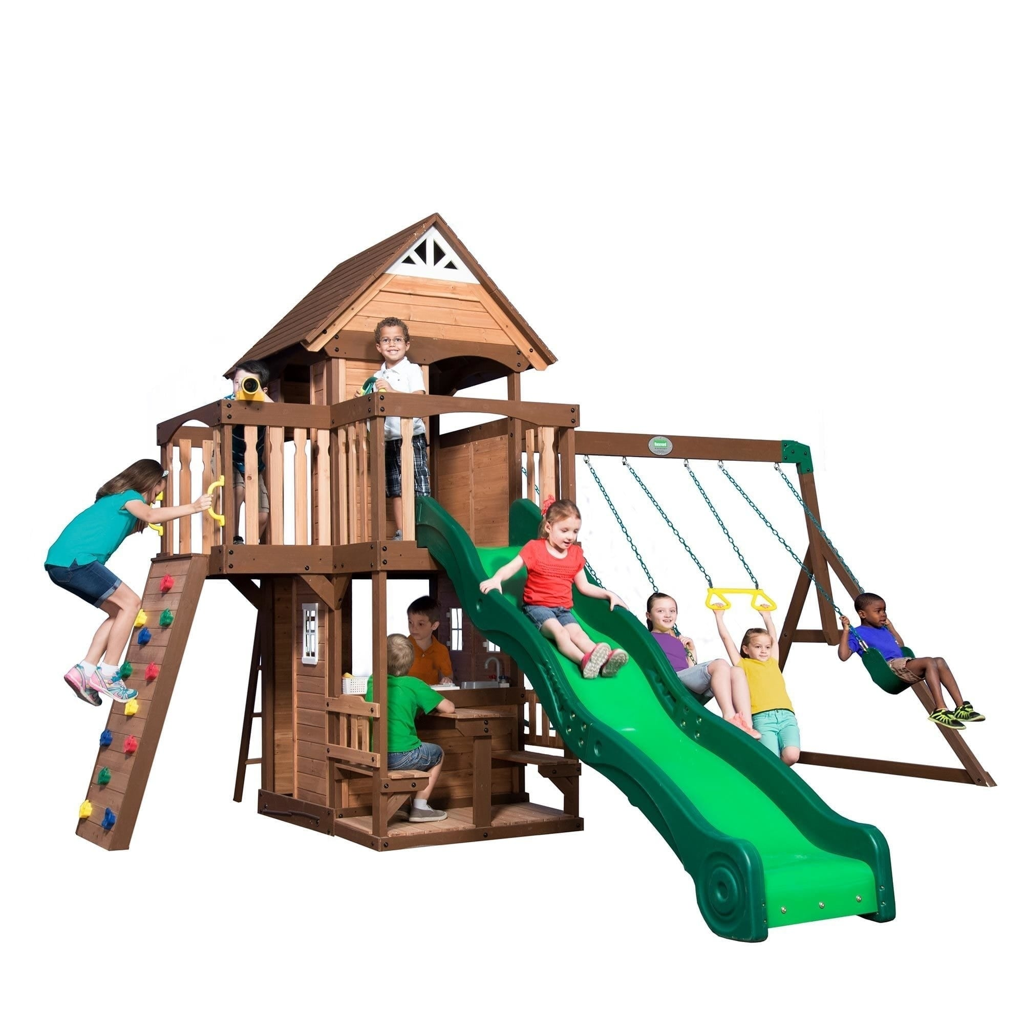 kid set backyard h somerset setbackyard swing wood playsets sets discovery ideas w kids about play