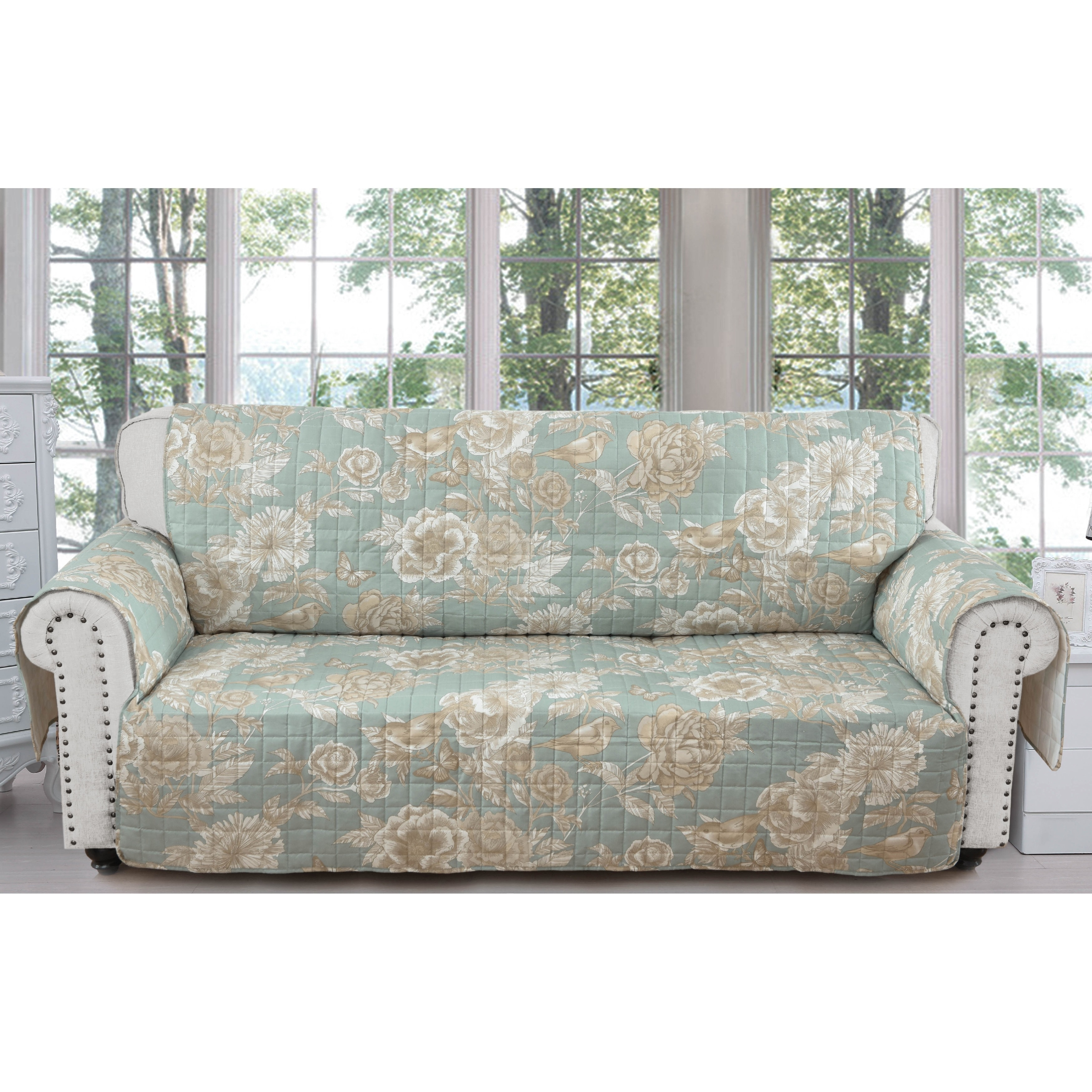Naomi Sofa Furniture Protector - Free Shipping Today - Overstock ...