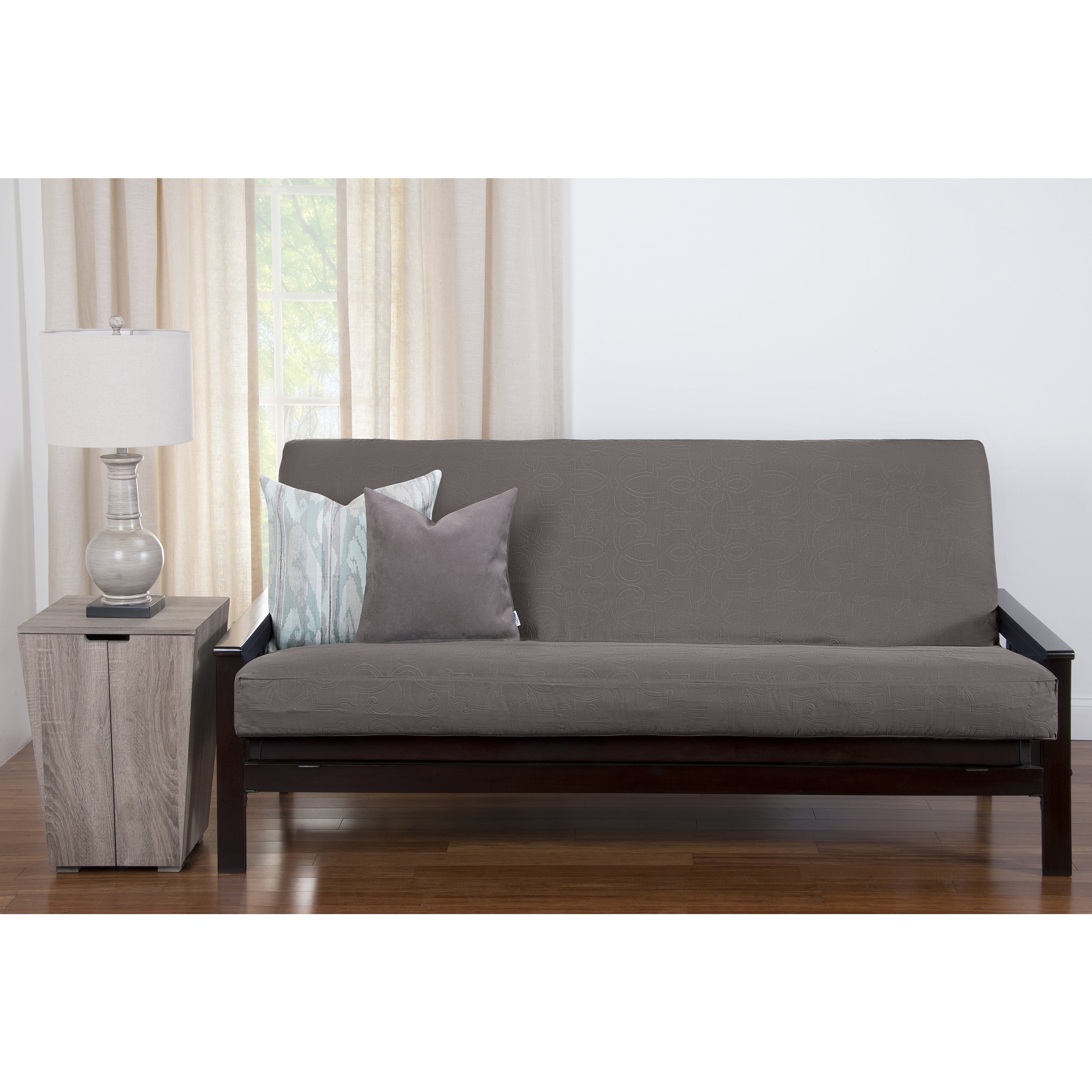 Marble Futon Covers Queen Size Sis