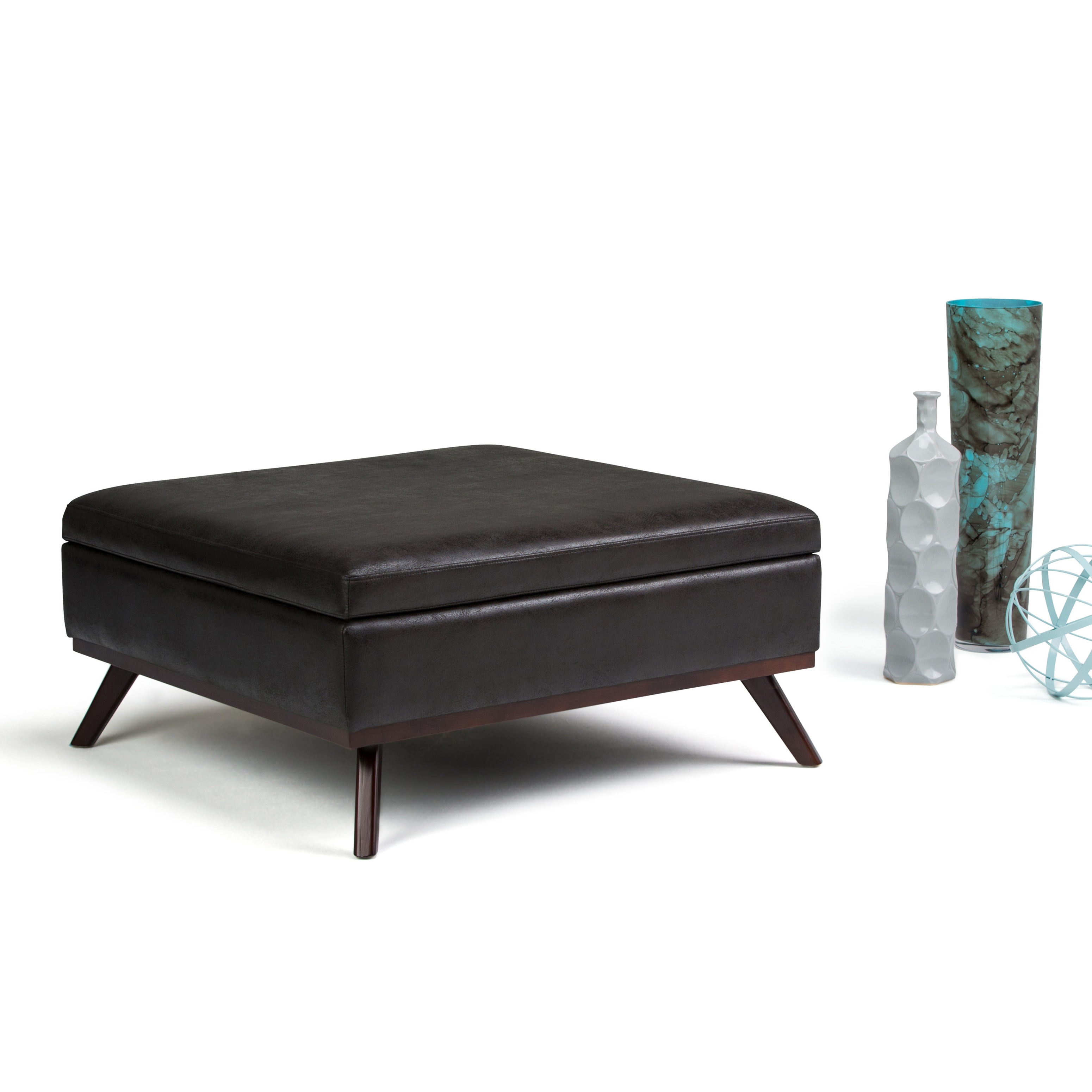 shape products collection square moss l ottoman s