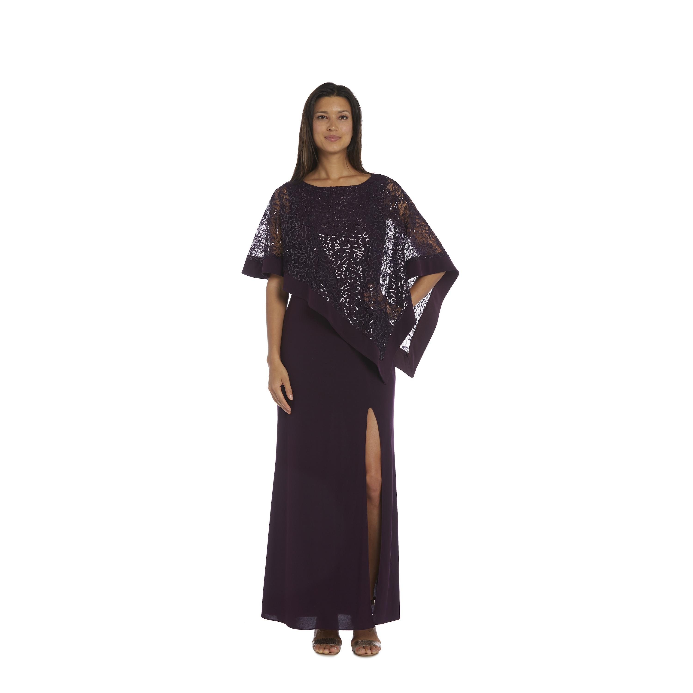 Formal Poncho Dresses