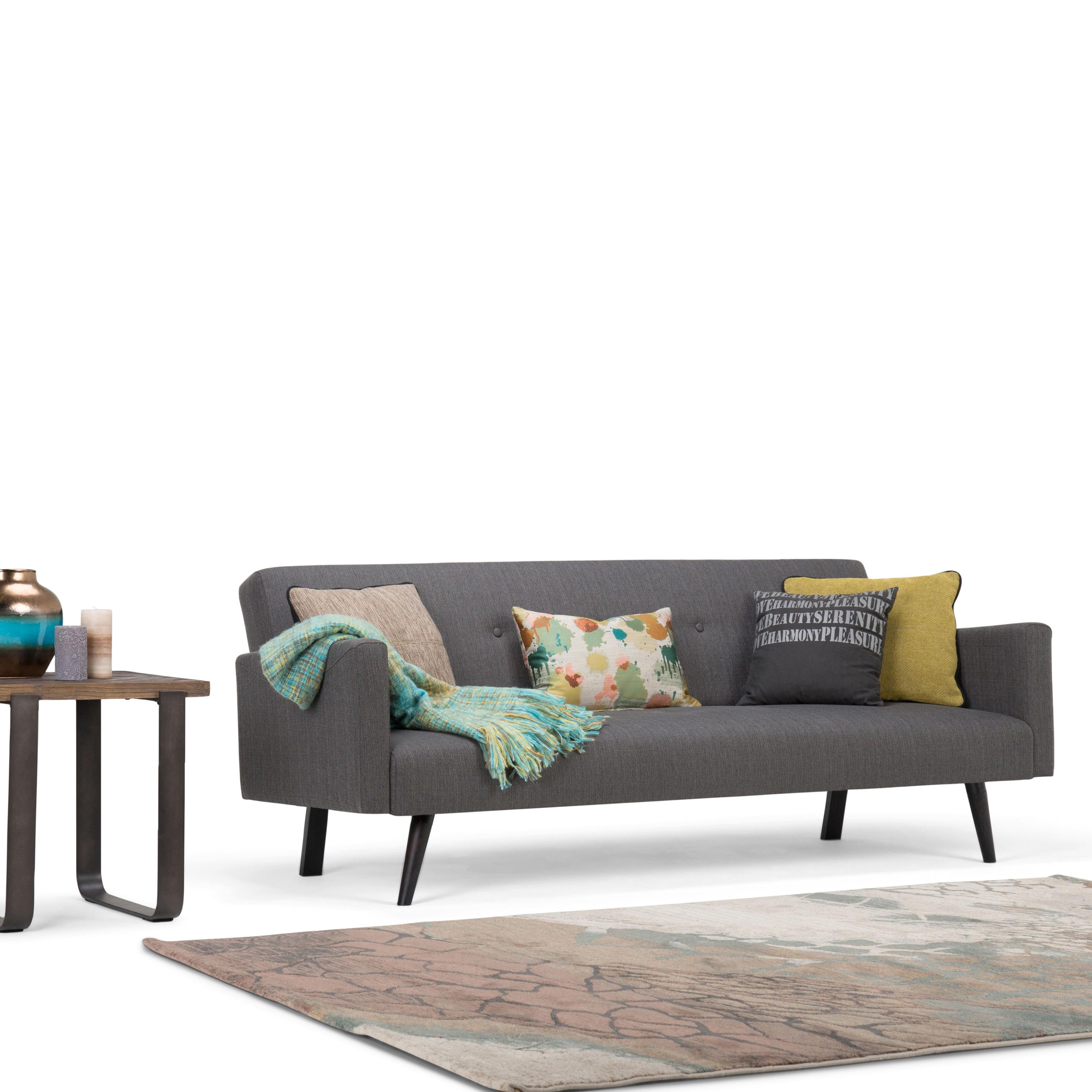 Shop wyndenhall trevor sofa bed free shipping today overstock com 16326620