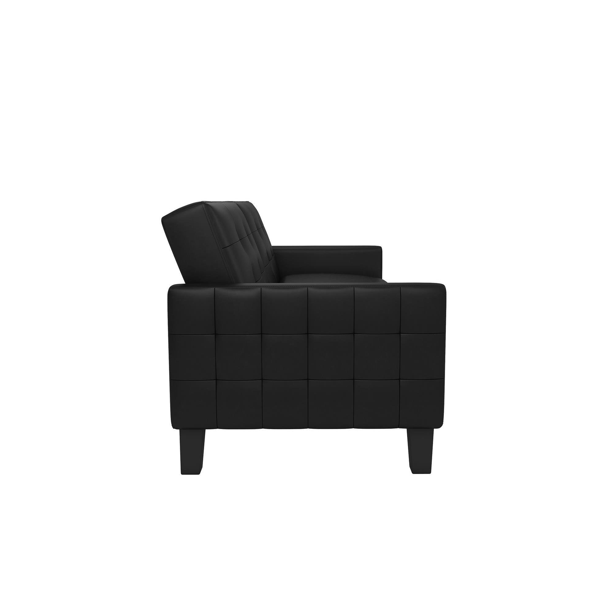 Merveilleux Shop DHP Miller Futon   On Sale   Free Shipping Today   Overstock.com    16341221