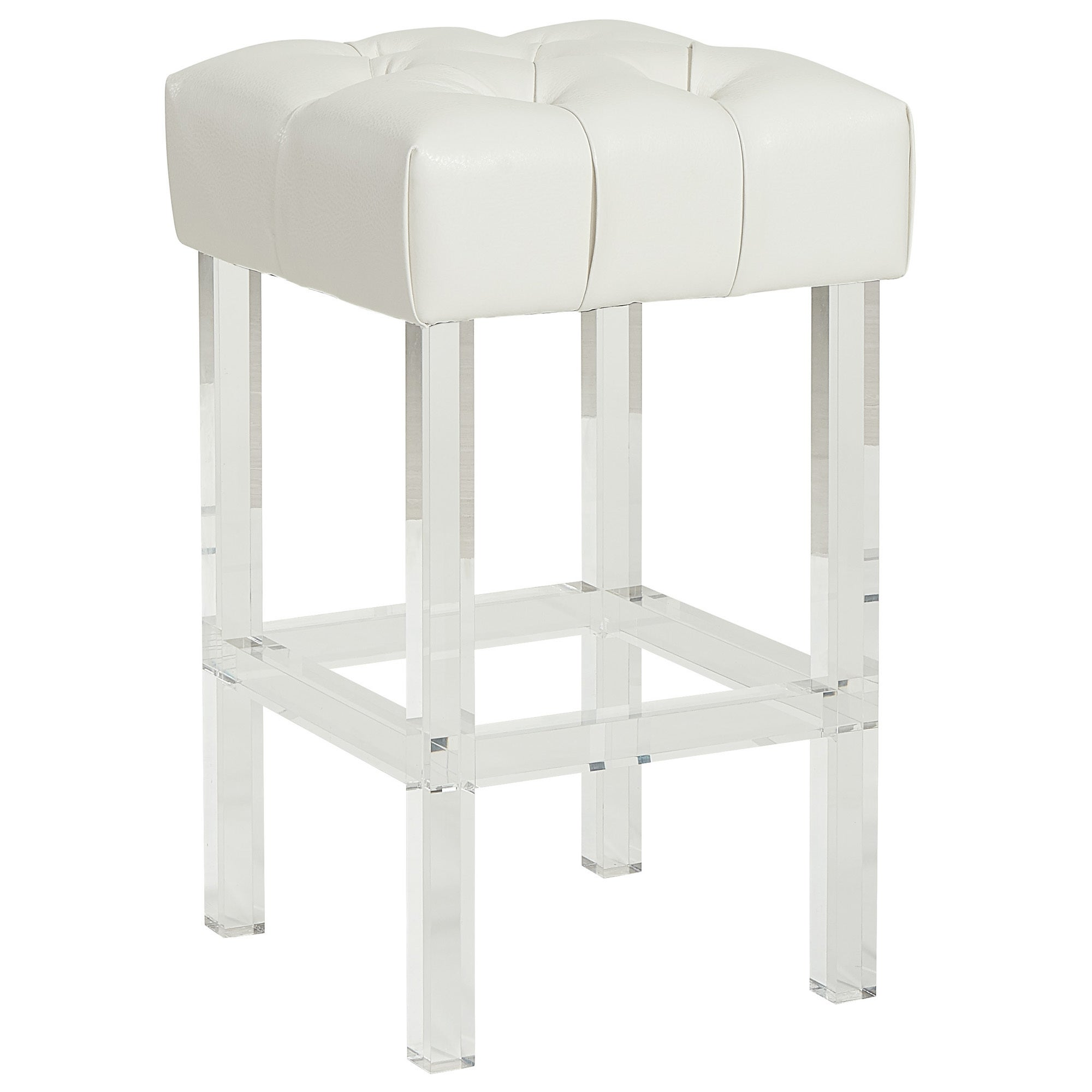 new kitchen and decoration stool brand with feel acrylic airy island lucite counter clear ideas for stools