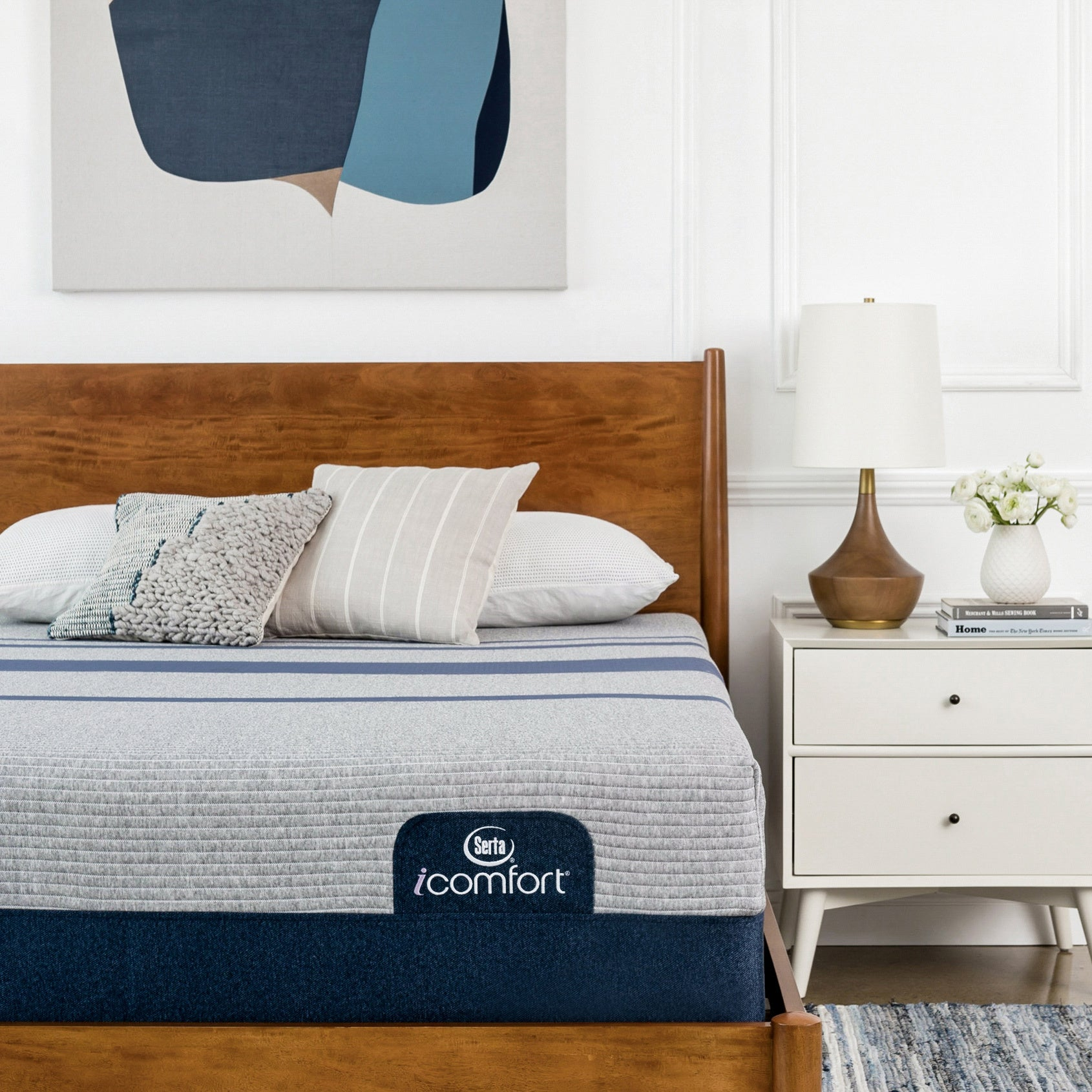 on line ico now is serta sleep it by icomfort blueborder s detail bed offering